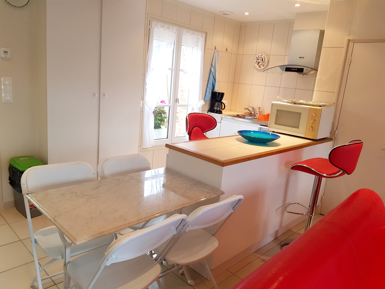 Ferienhaus Haus mit 2 Schlafzimmern in Gacé mit eingezäuntem Garten und W-LAN - 80 km vom Strand entf (2604912), Gacé, Orne, Normandie, Frankreich, Bild 23