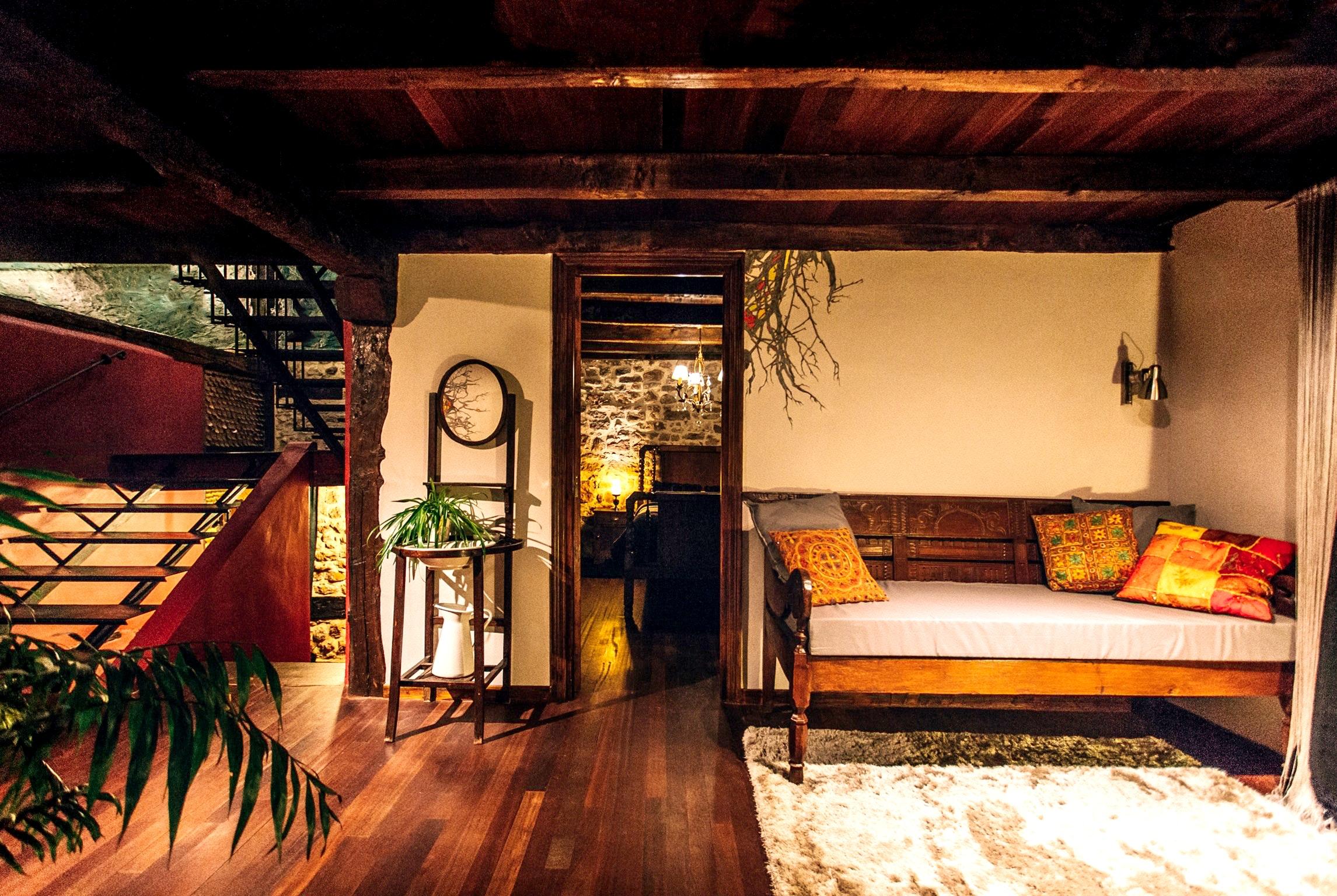 Ferienhaus Haus mit 5 Zimmern in Fuenteodra mit toller Aussicht auf die Berge, eingezäuntem Garten un (2211142), Fuenteodra, Burgos, Kastilien-León, Spanien, Bild 17