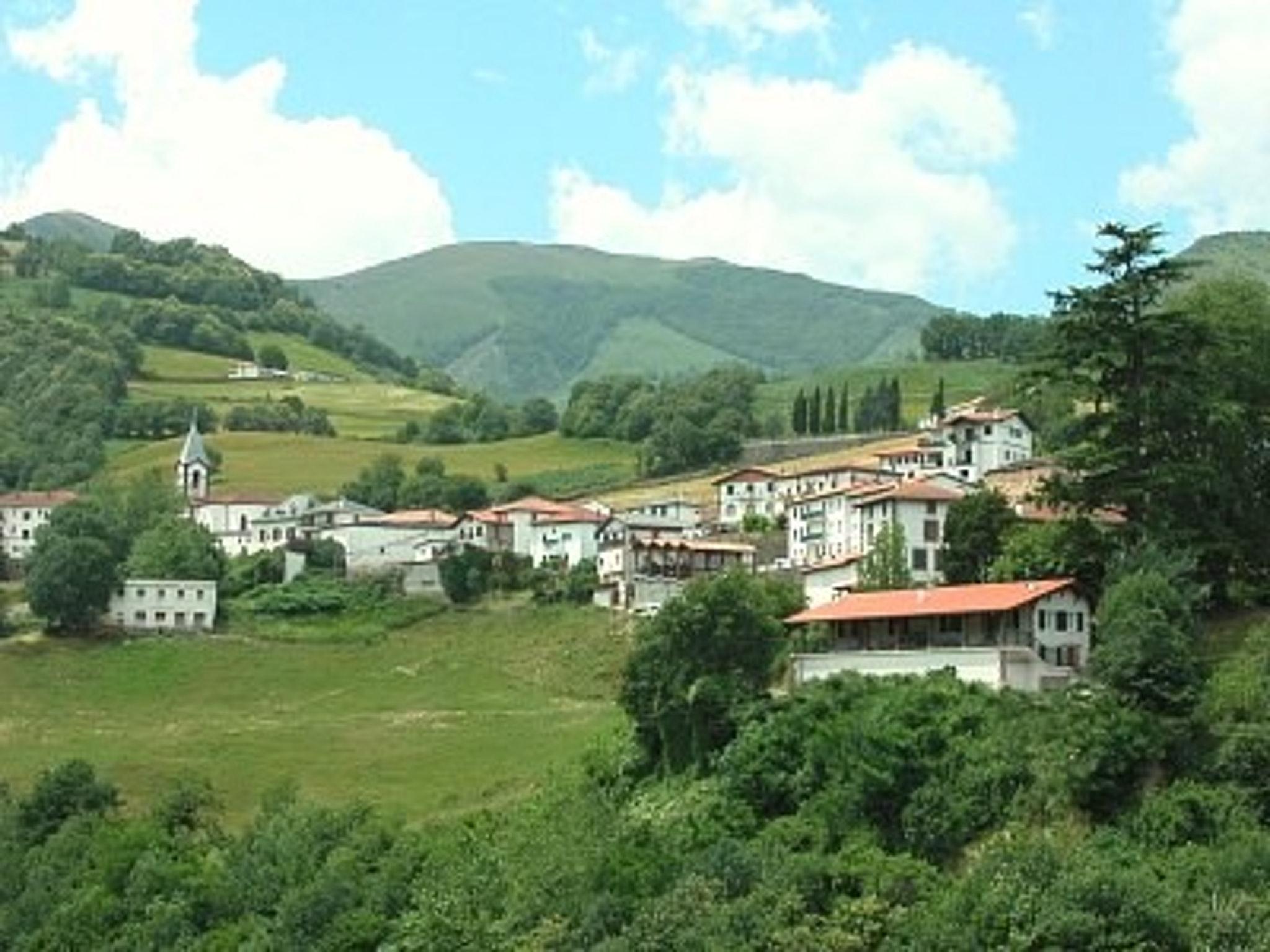 Ferienhaus Haus mit 4 Schlafzimmern in Valcarlos mit toller Aussicht auf die Berge, eingezäuntem Gart (2519329), Gañecoleta, , Navarra, Spanien, Bild 1