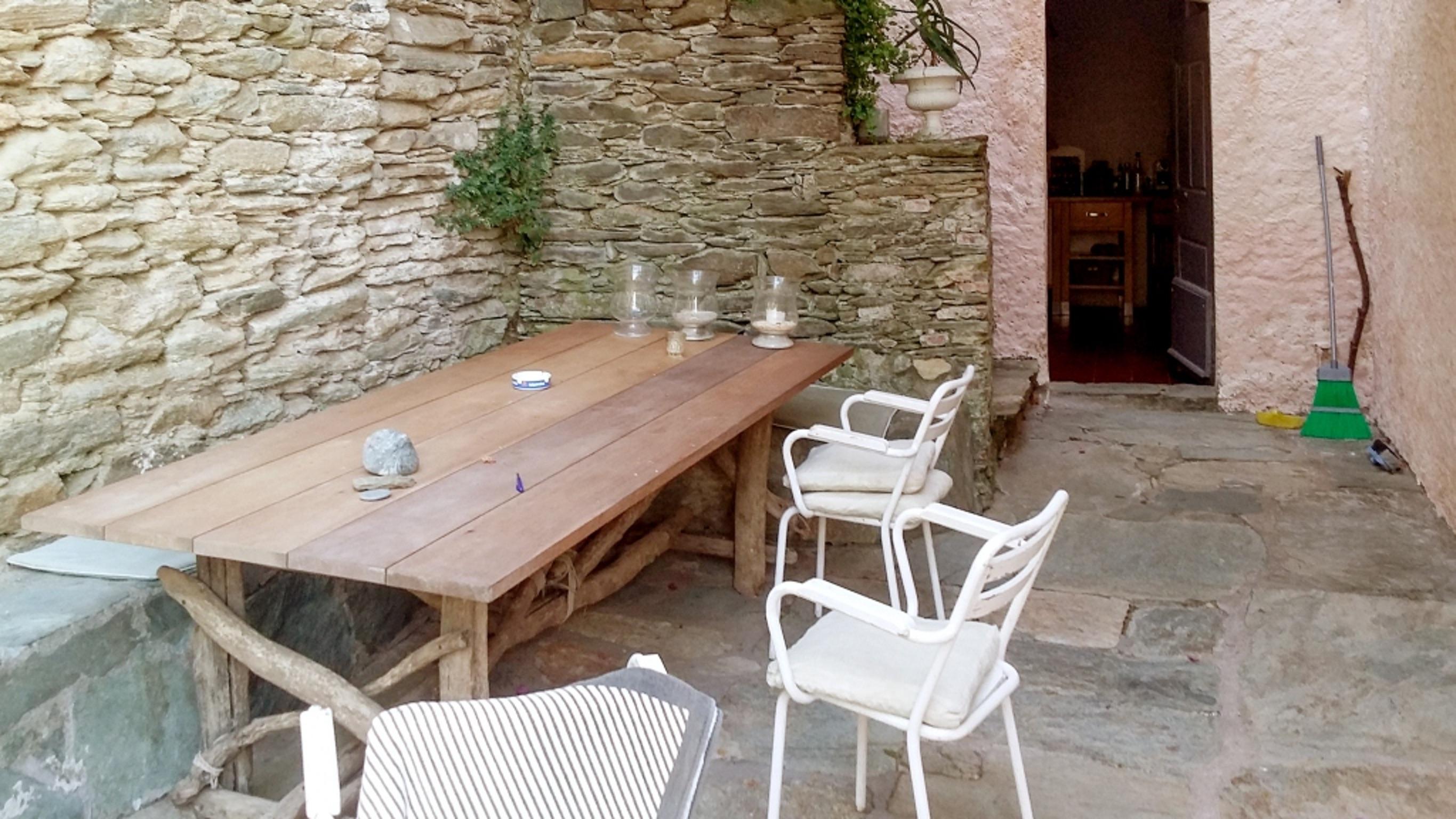 Maison de vacances Herrliches Haus mit neun Schlafzimmern und grandiosem Blick aufs Meer im hübschen Dörfchen (2202571), Centuri, Haute-Corse, Corse, France, image 27