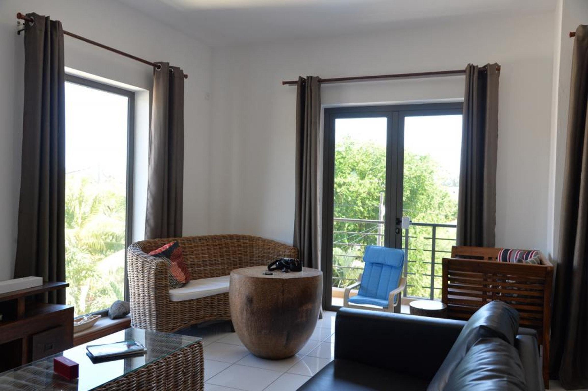 Haus mit 3 Schlafzimmern in Flic en Flac mit tolle Ferienhaus in Afrika