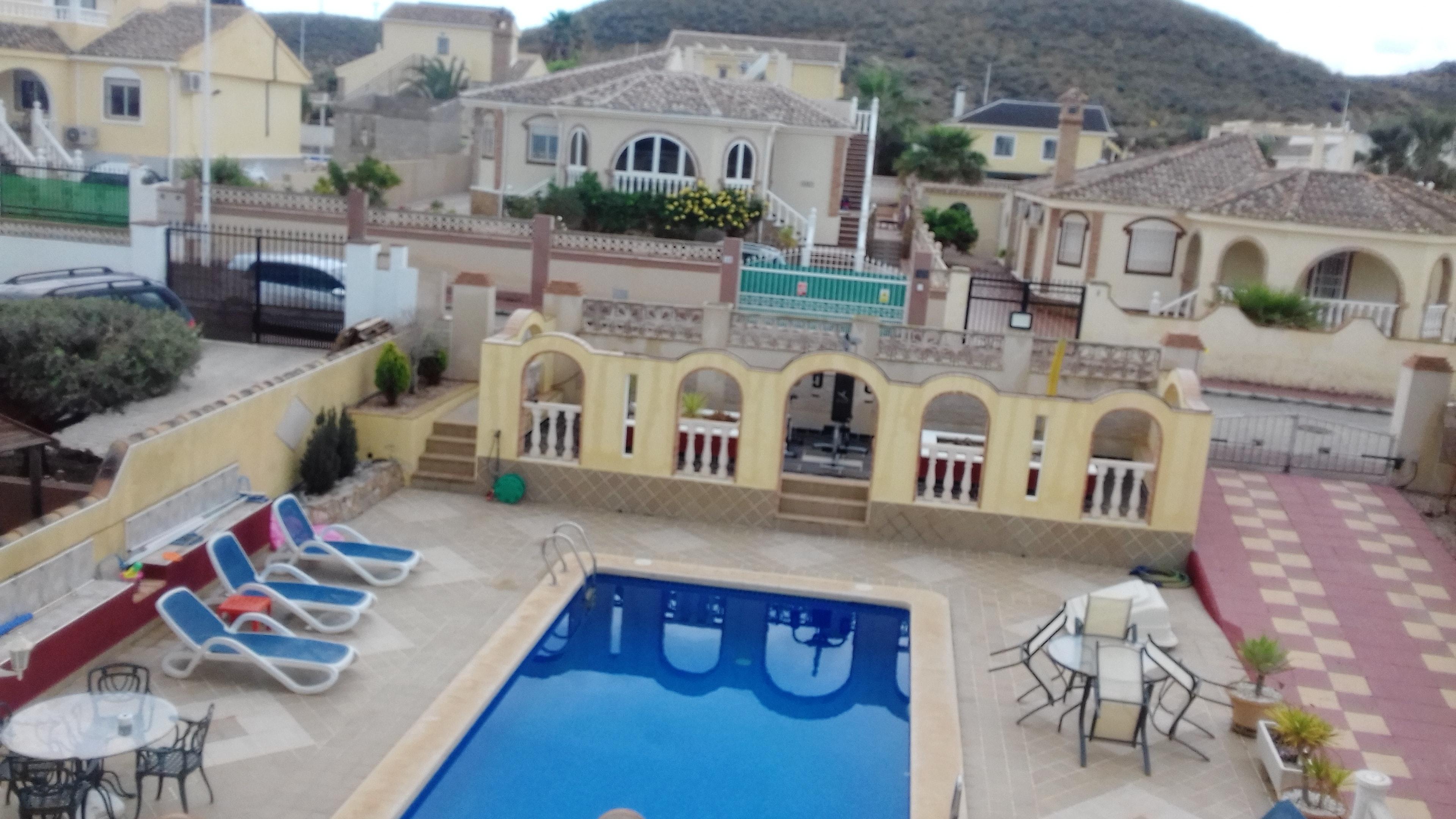 Appartement de vacances Wohnung mit 2 Schlafzimmern in Mazarrón mit toller Aussicht auf die Berge, privatem Pool,  (2632538), Mazarron, Costa Calida, Murcie, Espagne, image 45