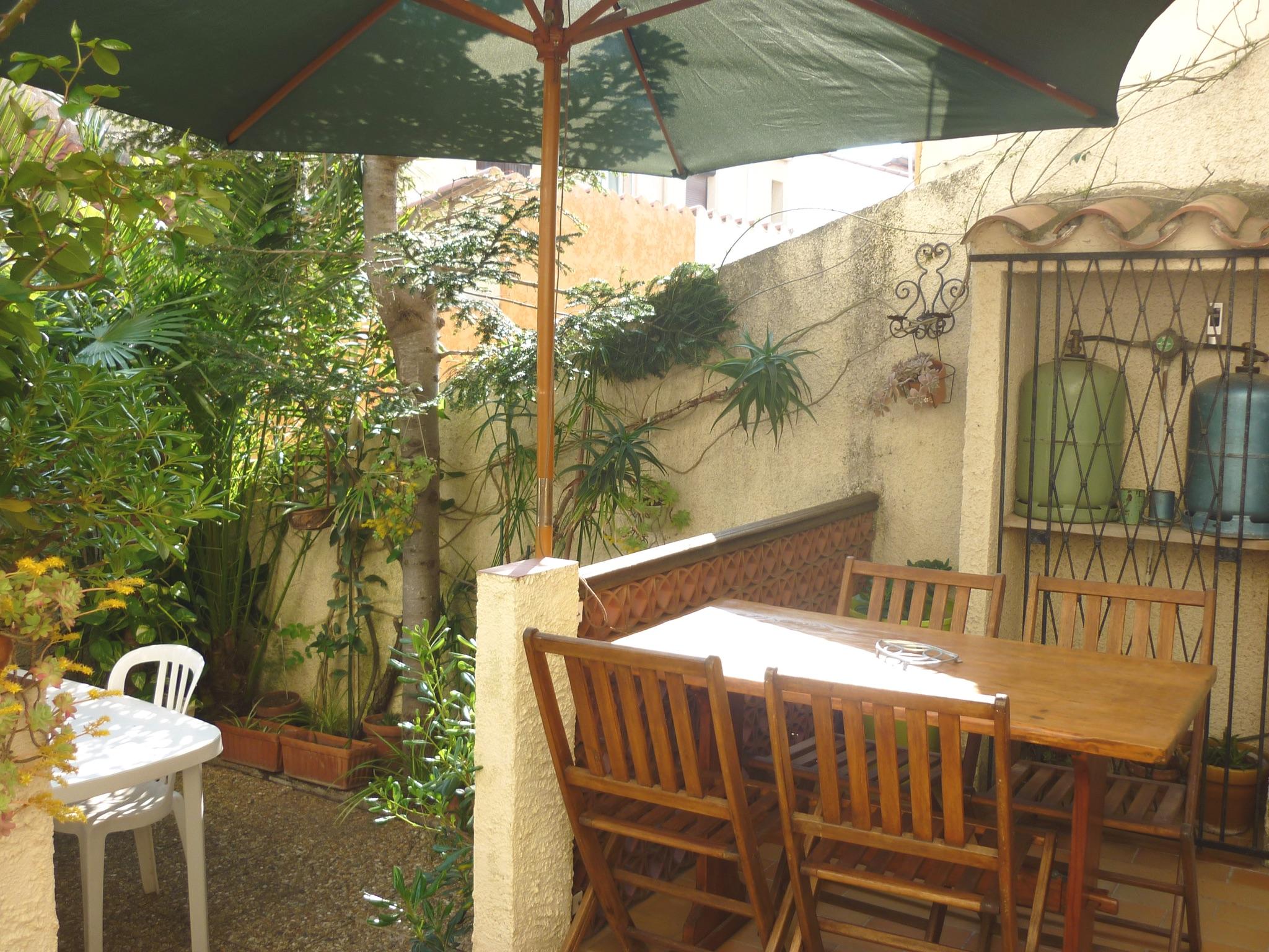 Ferienhaus Haus mit 2 Zimmern in Sainte-Marie mit eingezäuntem Garten - 150 m vom Strand entfernt (2202719), Sainte Marie la Mer, Mittelmeerküste Pyrénées-Orientales, Languedoc-Roussillon, Frankreich, Bild 1