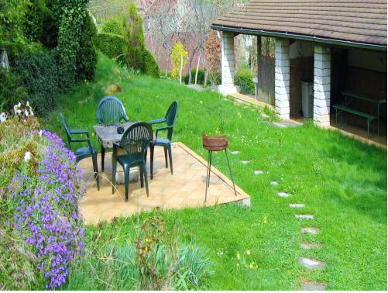 Maison de vacances Haus mit 2 Schlafzimmern in Saint-Laurent-la-Roche mit eingezäuntem Garten - 40 km vom Str (2208321), Montmorot, Jura, Franche-Comté, France, image 1