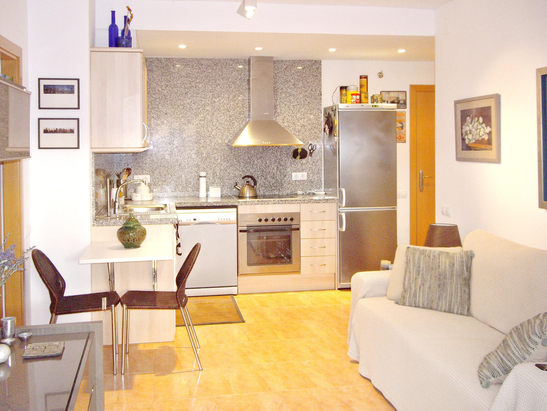 Ferienwohnung Wohnung mit einem Schlafzimmer in L'Eucaliptus mit möblierter Terrasse - 100 m vom Strand  (2201643), L'Eucaliptus, Tarragona, Katalonien, Spanien, Bild 5