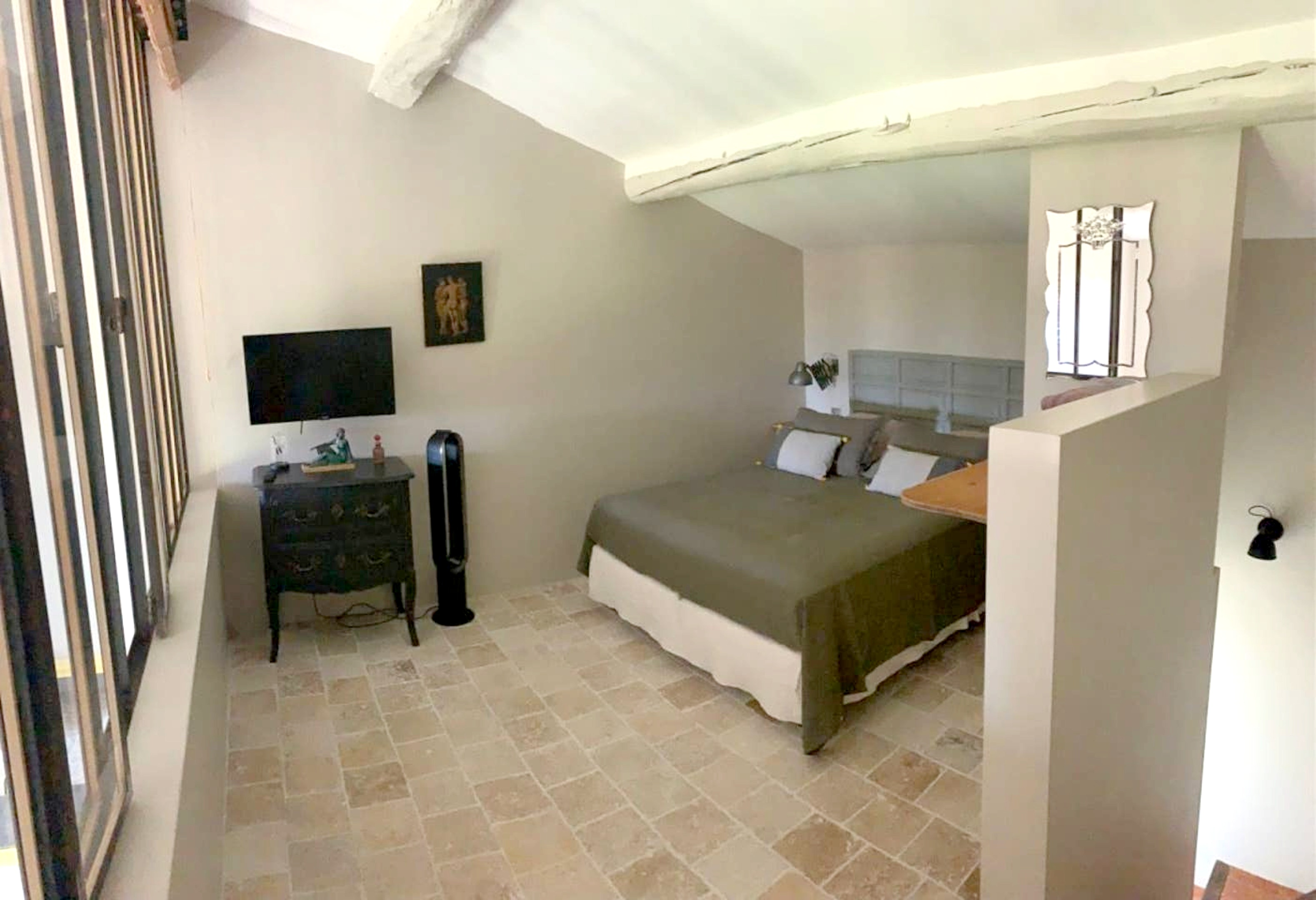 Holiday house Haus mit 2 Schlafzimmern in Roussillon mit Pool, eingezäuntem Garten und W-LAN (2818064), Roussillon, Vaucluse, Provence - Alps - Côte d'Azur, France, picture 5