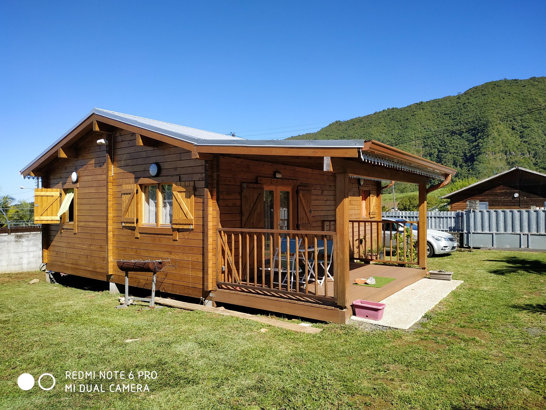 Hütte mit 2 Schlafzimmern in Les Makes mit to Ferienhaus in Afrika