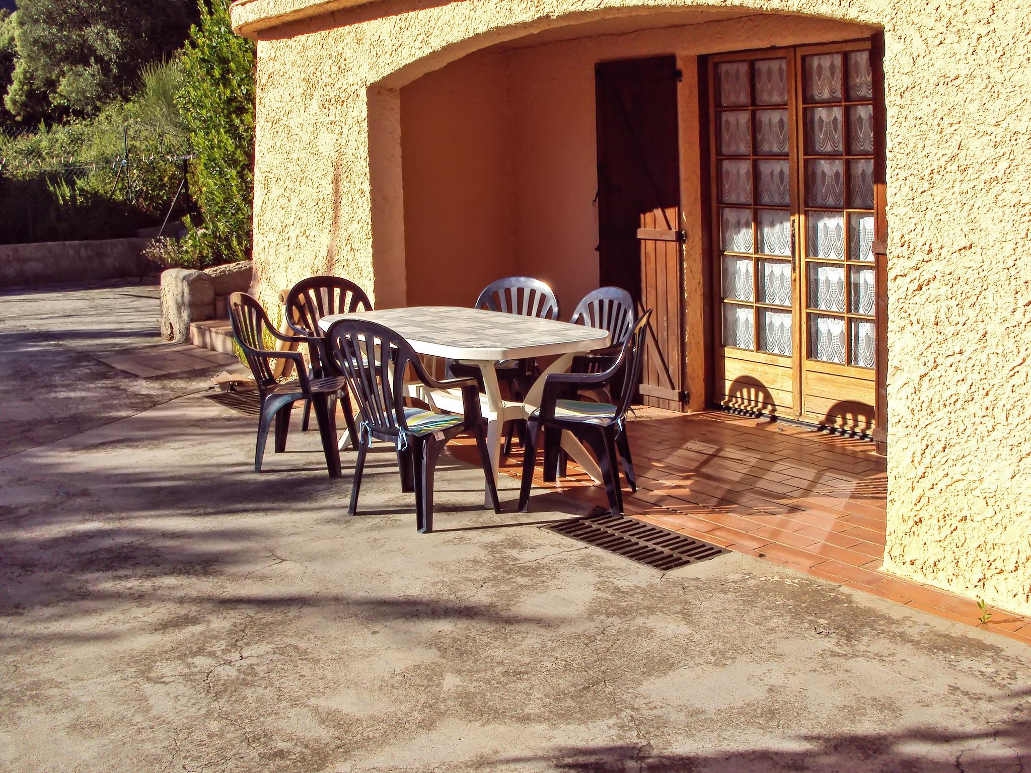 Holiday apartment Wohnung an der Côte d'Azur mit Terrasse, 900 m vom Strand und dem Zentrum entfernt (2202310), Cavalaire sur Mer, Côte d'Azur, Provence - Alps - Côte d'Azur, France, picture 9