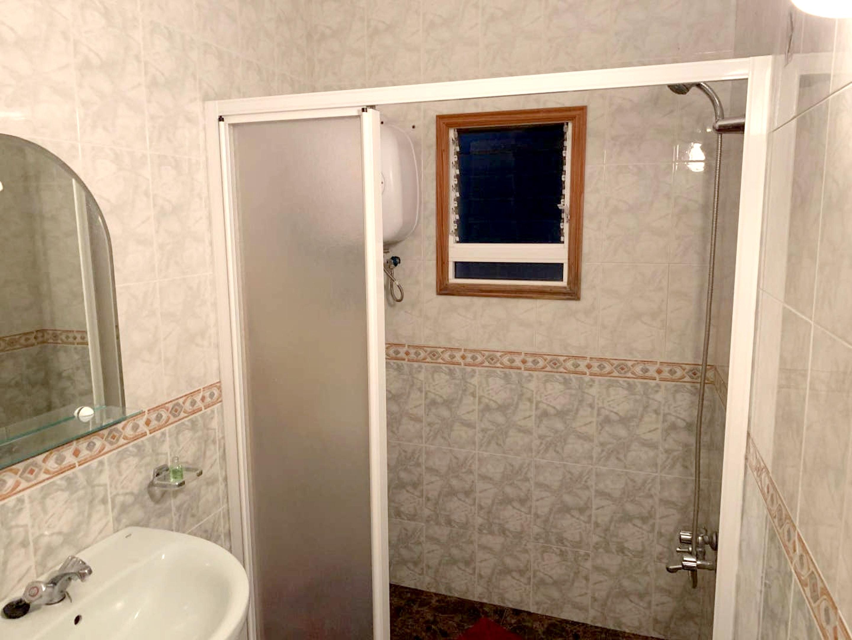 Holiday apartment Wohnung mit 3 Schlafzimmern in Frontera mit herrlichem Meerblick und möblierter Terrasse - (2691579), Tigaday, El Hierro, Canary Islands, Spain, picture 19