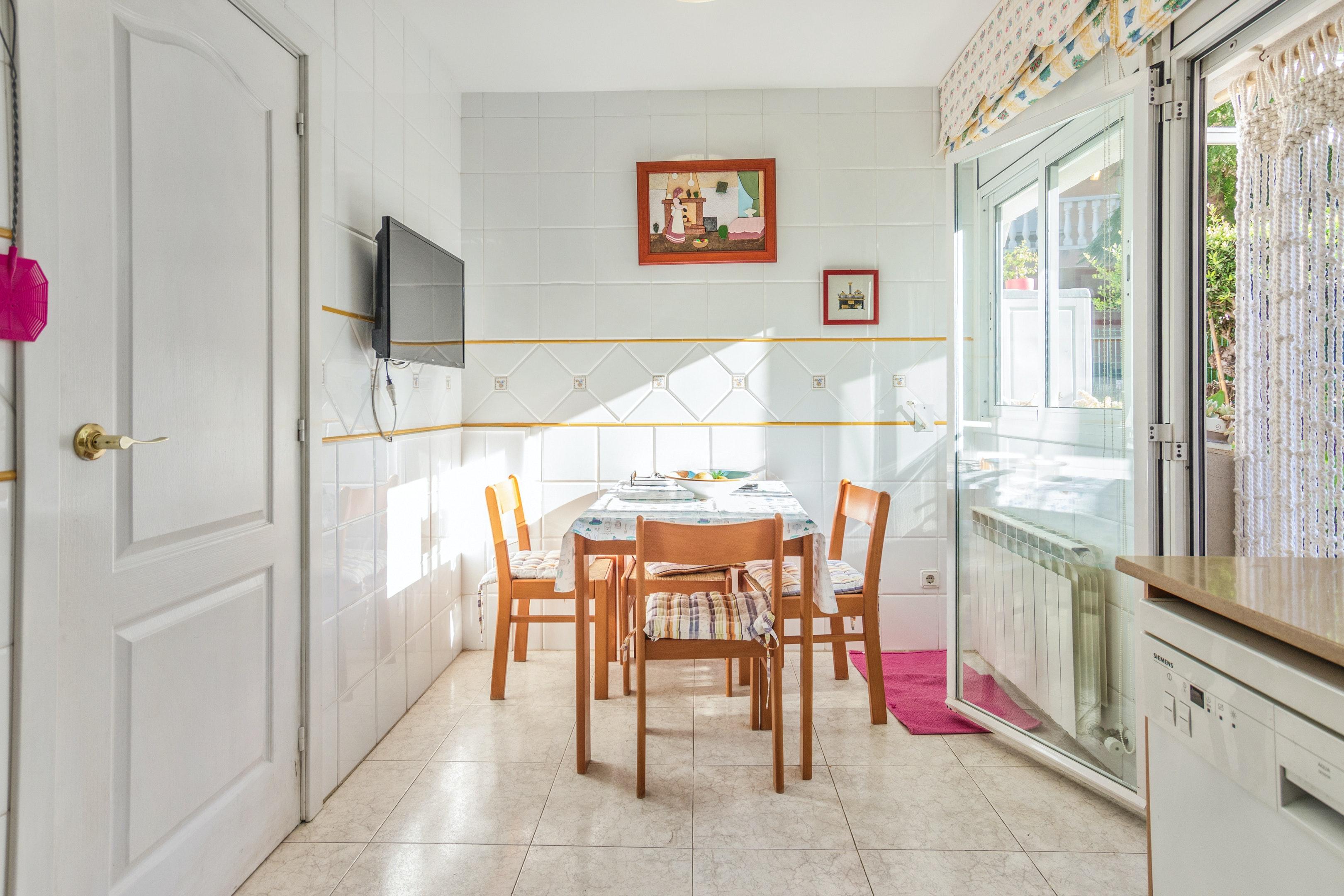 Holiday house Haus mit 4 Schlafzimmern in Torredembarra mit privatem Pool, möblierter Terrasse und W-LAN (2714475), Torredembarra, Costa Dorada, Catalonia, Spain, picture 6