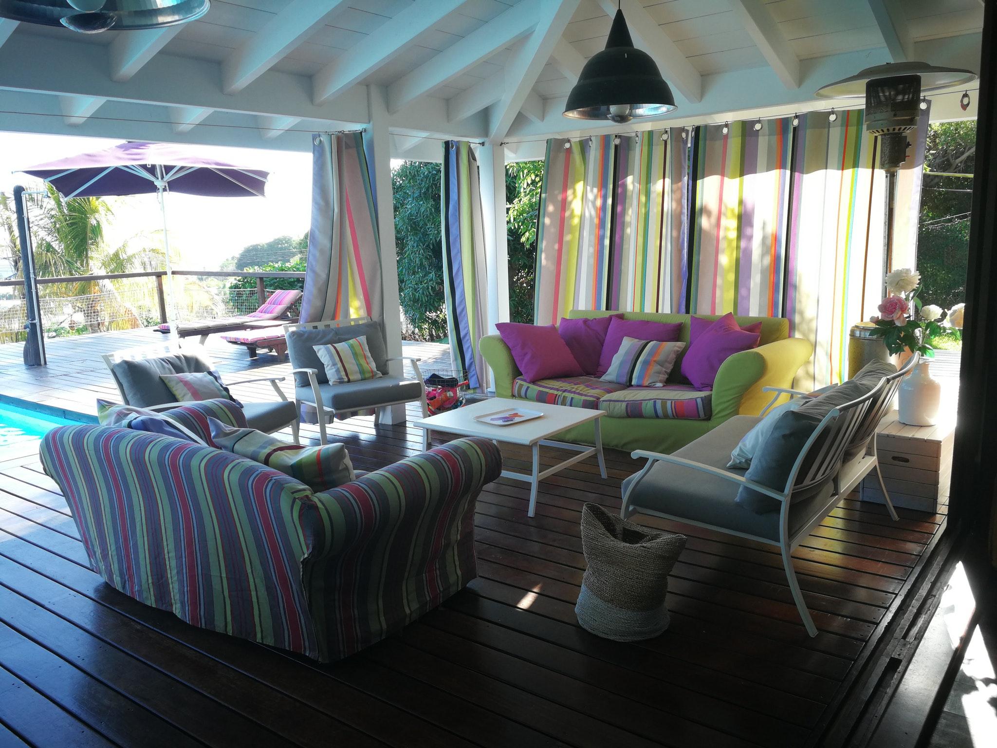 Villa mit 5 Schlafzimmern in Saint-Gilles les Bain Villa in Afrika