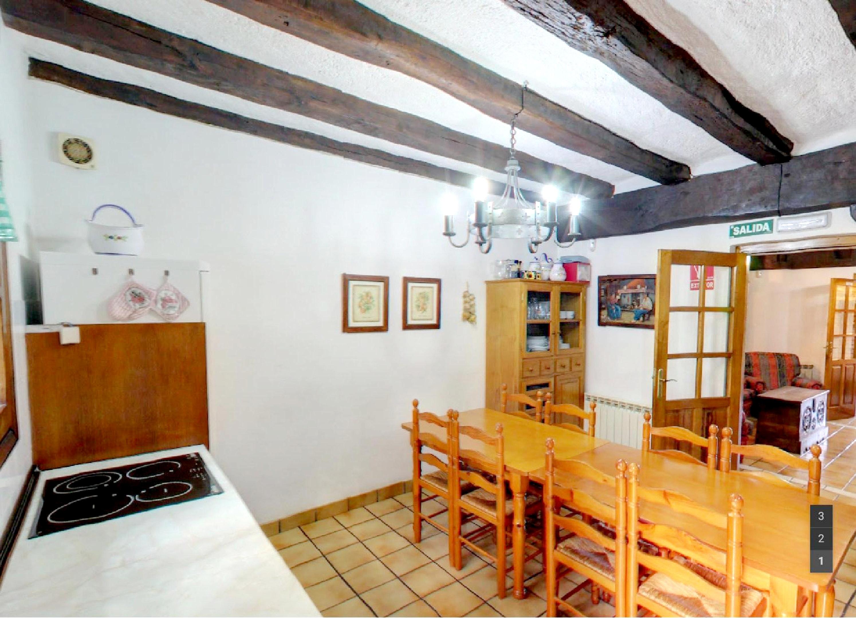 Ferienhaus Haus mit 6 Schlafzimmern in Lizaso mit eingezäuntem Garten und W-LAN - 500 m vom Strand en (2599807), Lizaso, , Navarra, Spanien, Bild 17