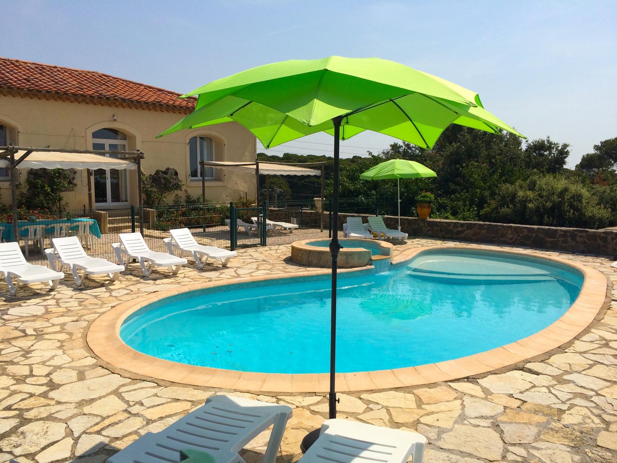 Ferienhaus Charaktervolles Haus in Hérault mit Pool und Garten (2201003), Portiragnes, Mittelmeerküste Hérault, Languedoc-Roussillon, Frankreich, Bild 26