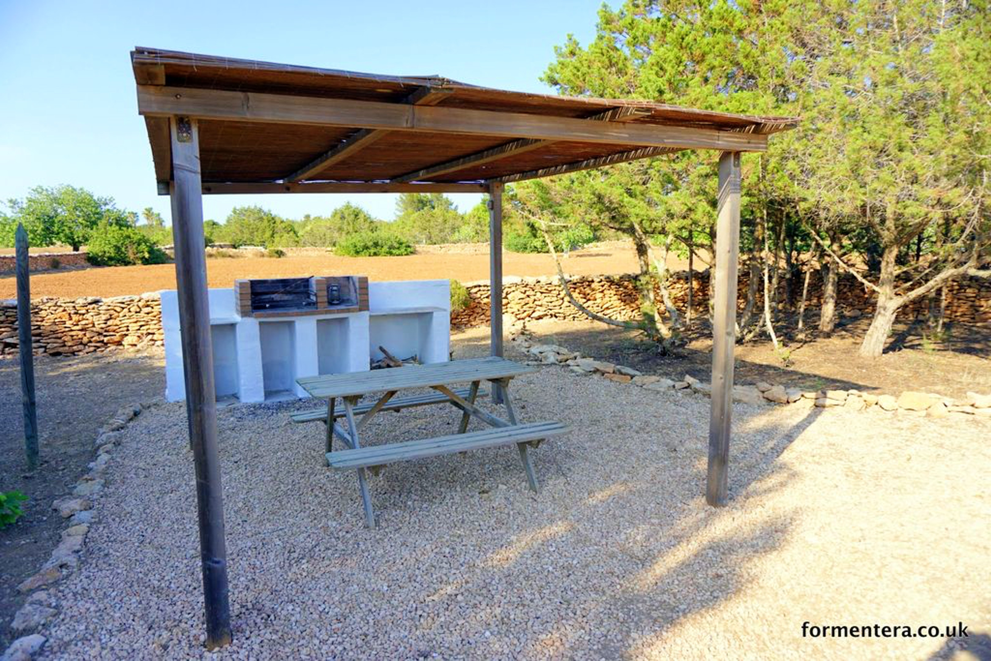 Maison de vacances Haus mit 3 Schlafzimmern in Formentera mit eingezäuntem Garten und W-LAN - 5 km vom Strand (2620580), San Francisco Javier, Formentera, Iles Baléares, Espagne, image 13