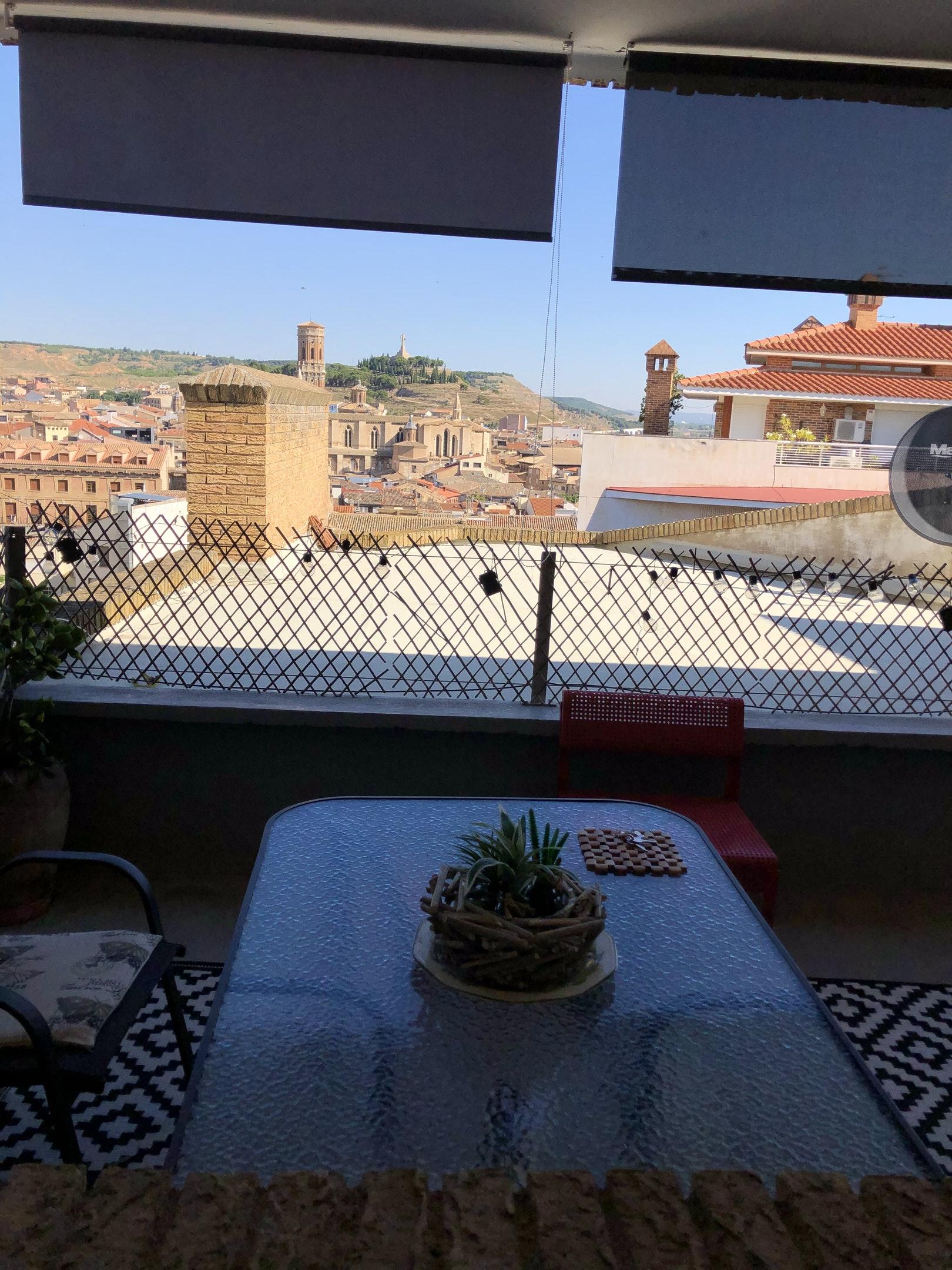 Ferienwohnung Wohnung mit 2 Schlafzimmern in Tudela mit schöner Aussicht auf die Stadt, möblierter Terra (2708241), Tudela, , Navarra, Spanien, Bild 45