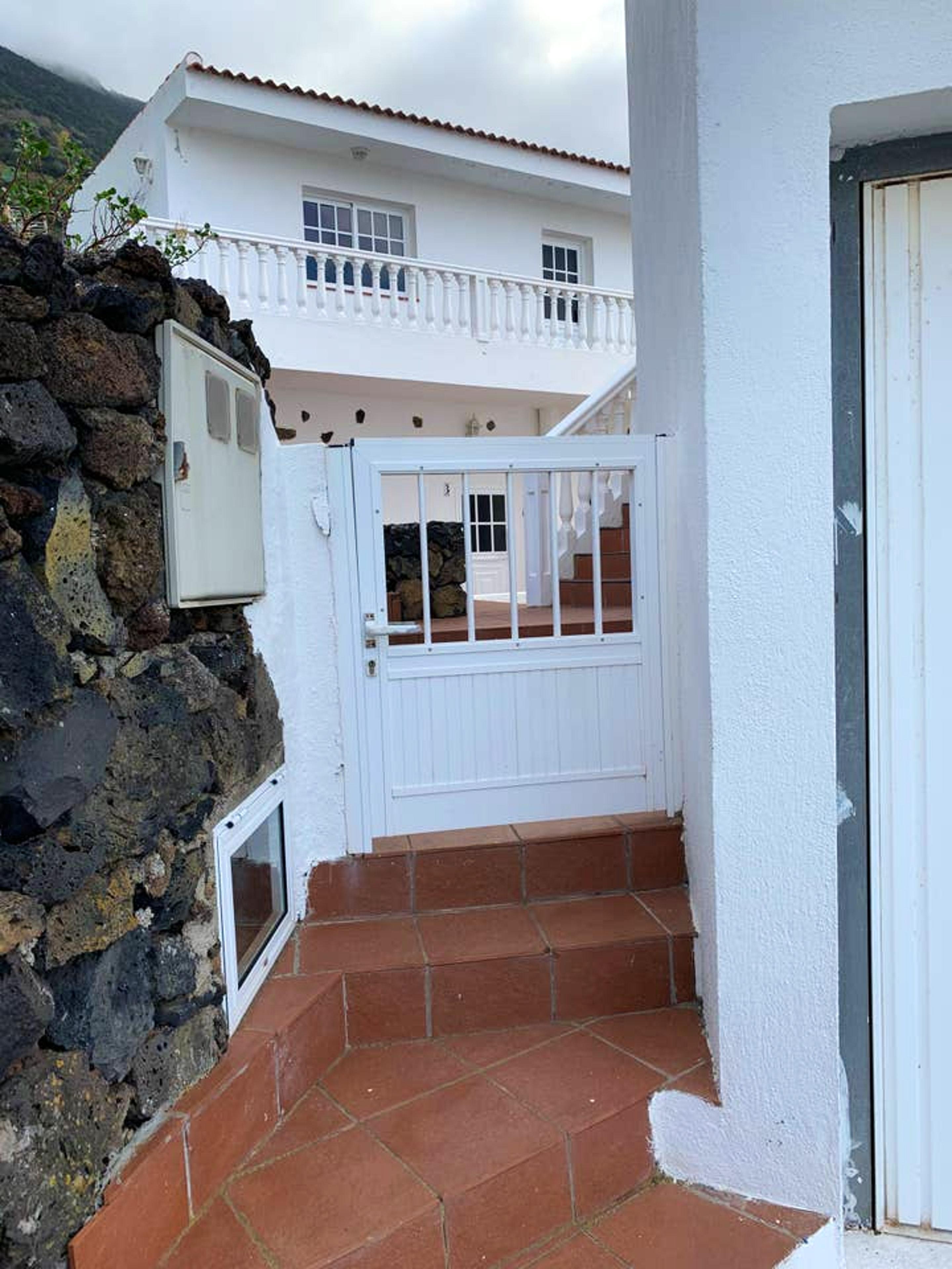 Holiday apartment Wohnung mit 3 Schlafzimmern in Frontera mit herrlichem Meerblick und möblierter Terrasse - (2691579), Tigaday, El Hierro, Canary Islands, Spain, picture 13