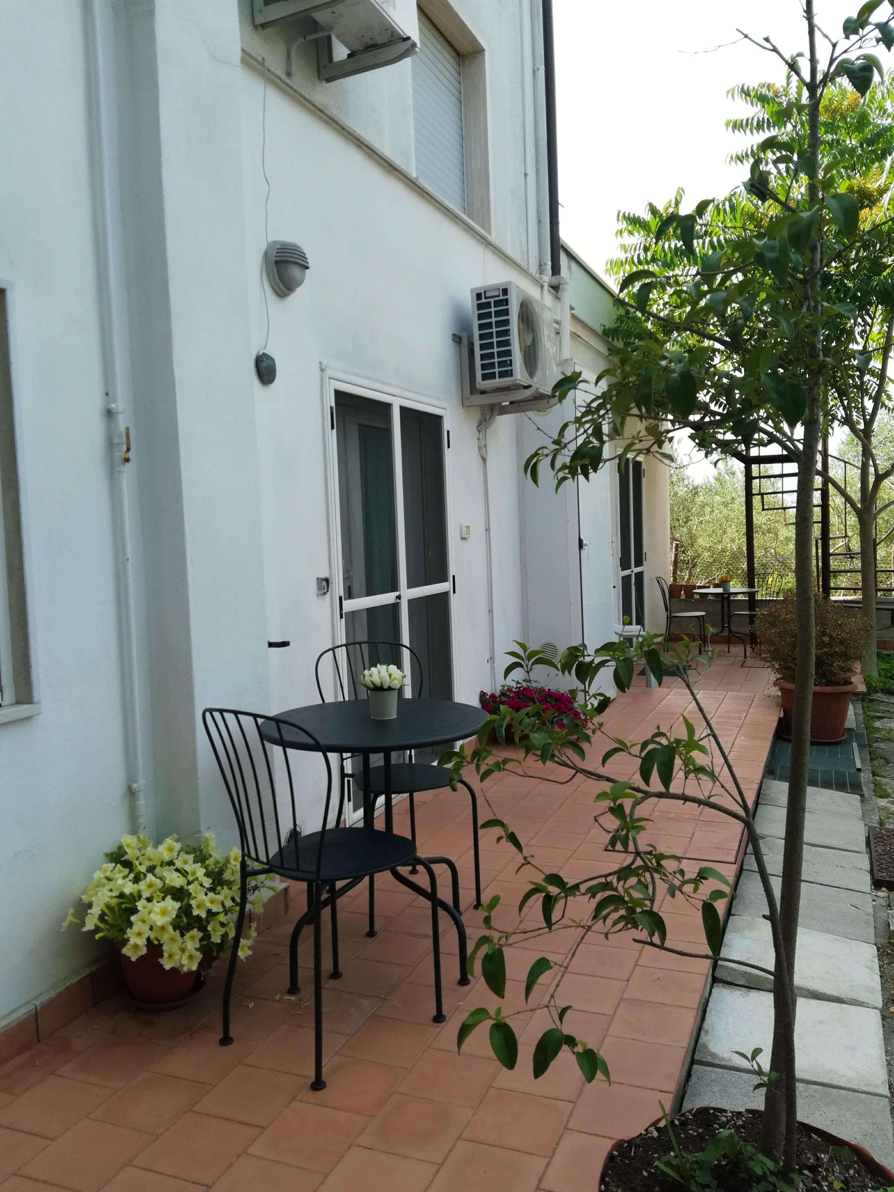 Ferienwohnung Studio in Matera mit möblierter Terrasse und W-LAN - 40 km vom Strand entfernt (2545729), Matera, Matera, Basilikata, Italien, Bild 1