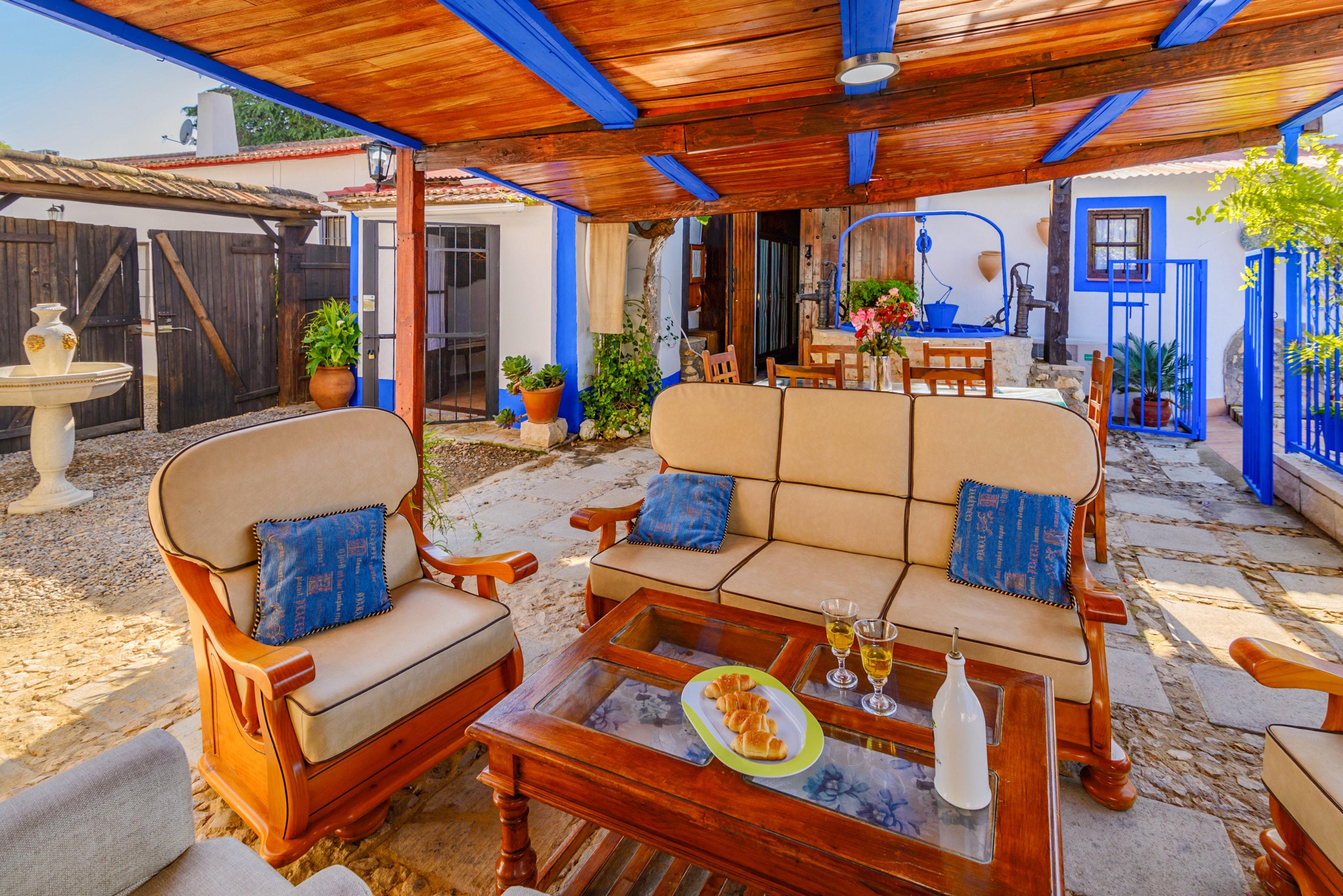Ferienhaus Villa mit 3 Schlafzimmern in Peñaflor mit privatem Pool, eingezäuntem Garten und W-LAN (2208249), Peñaflor, Sevilla, Andalusien, Spanien, Bild 42