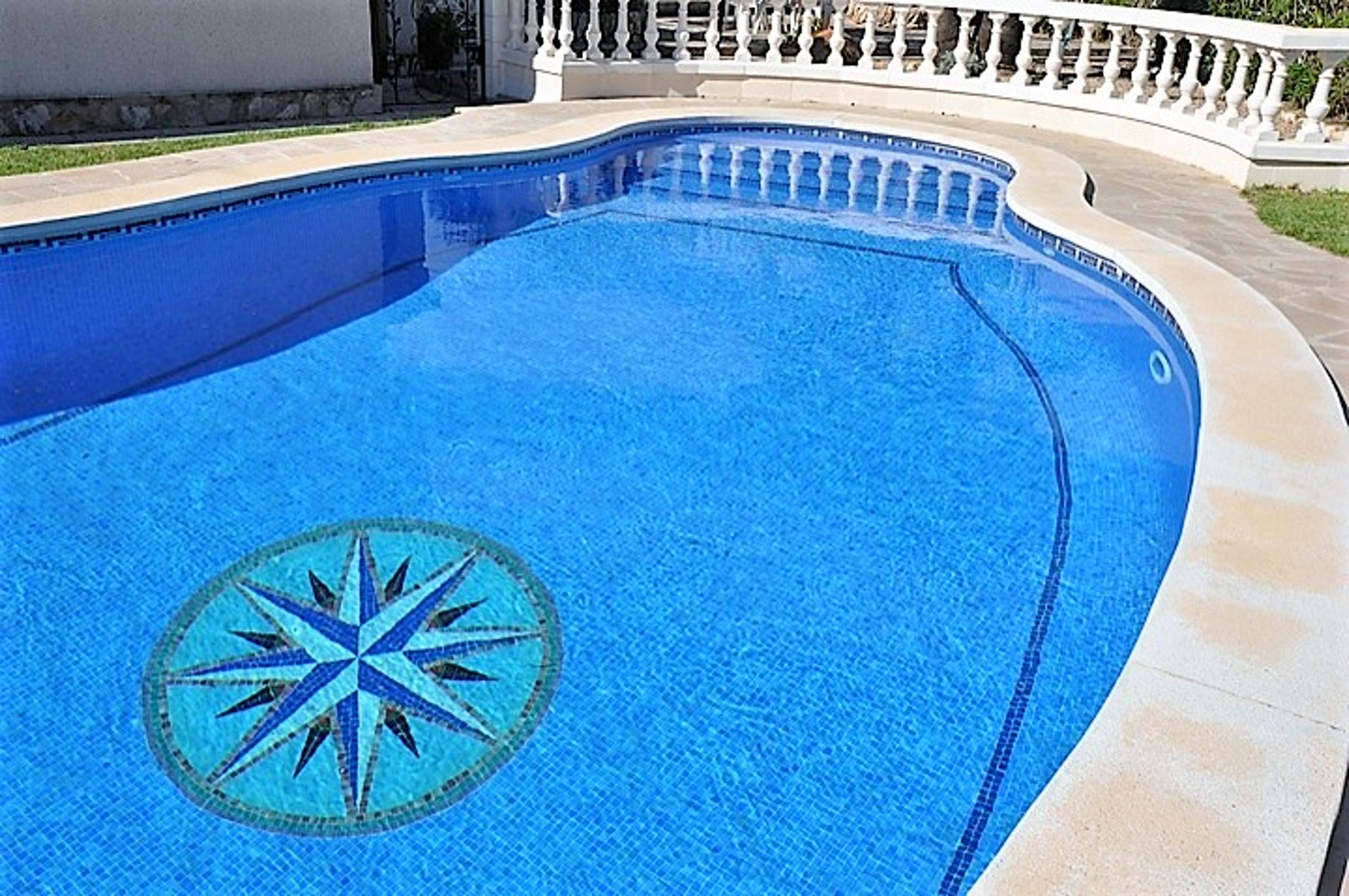 Ferienhaus Villa mit 3 Schlafzimmern in Ampolla mit herrlichem Meerblick, privatem Pool, möbliertem G (2201036), L'Ampolla, Costa Dorada, Katalonien, Spanien, Bild 5