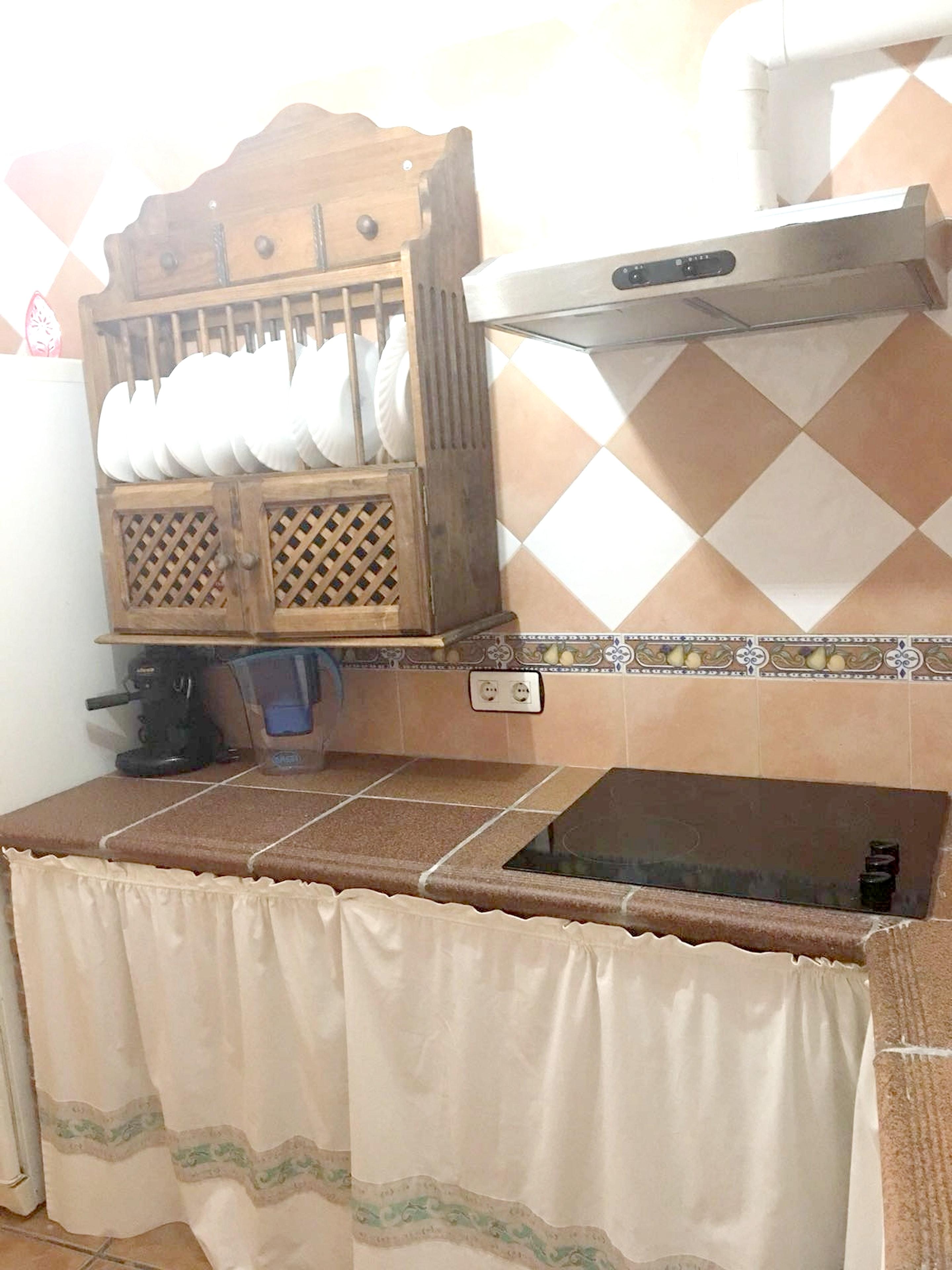 Ferienhaus Villa mit einem Schlafzimmer in Torrox mit herrlichem Meerblick, privatem Pool, Terrasse - (2519299), Torrox, Costa del Sol, Andalusien, Spanien, Bild 13