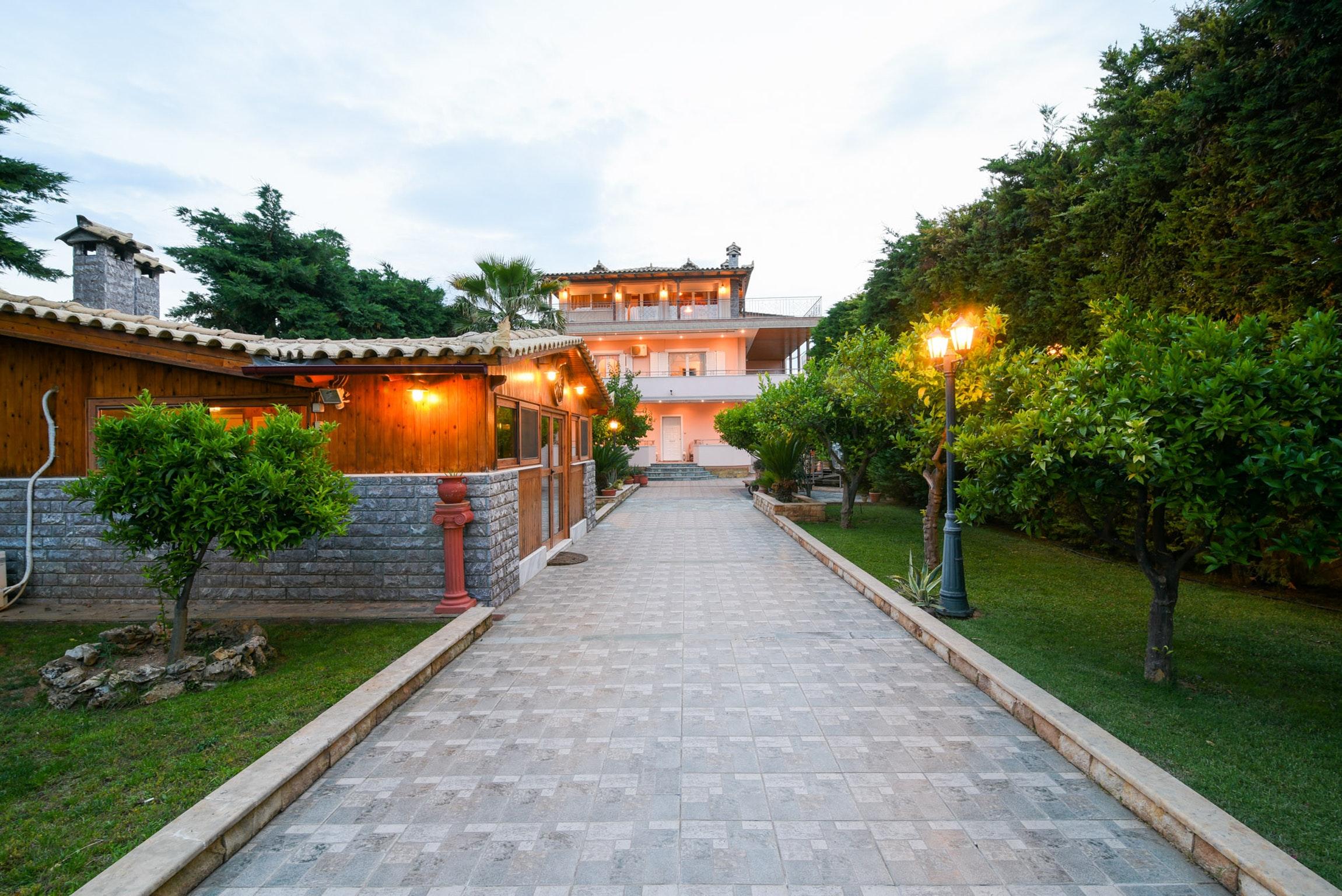 Holiday house Villa mit 5 Schlafzimmern in Kitsi mit privatem Pool, eingezäuntem Garten und W-LAN (2339398), Koropion, , Attica, Greece, picture 45