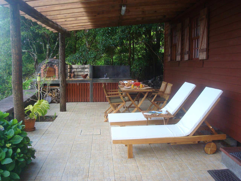 Ferienhaus Haus mit 2 Schlafzimmern in Prainha mit herrlichem Meerblick, möblierter Terrasse und W-LA (2730065), Prainha, Pico, Azoren, Portugal, Bild 2