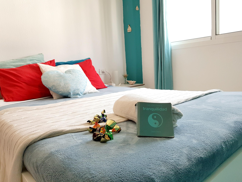 Appartement de vacances Wohnung mit einem Schlafzimmer in Candelaria mit toller Aussicht auf die Berge, Pool, möbl (2208287), El Socorro, Ténérife, Iles Canaries, Espagne, image 12