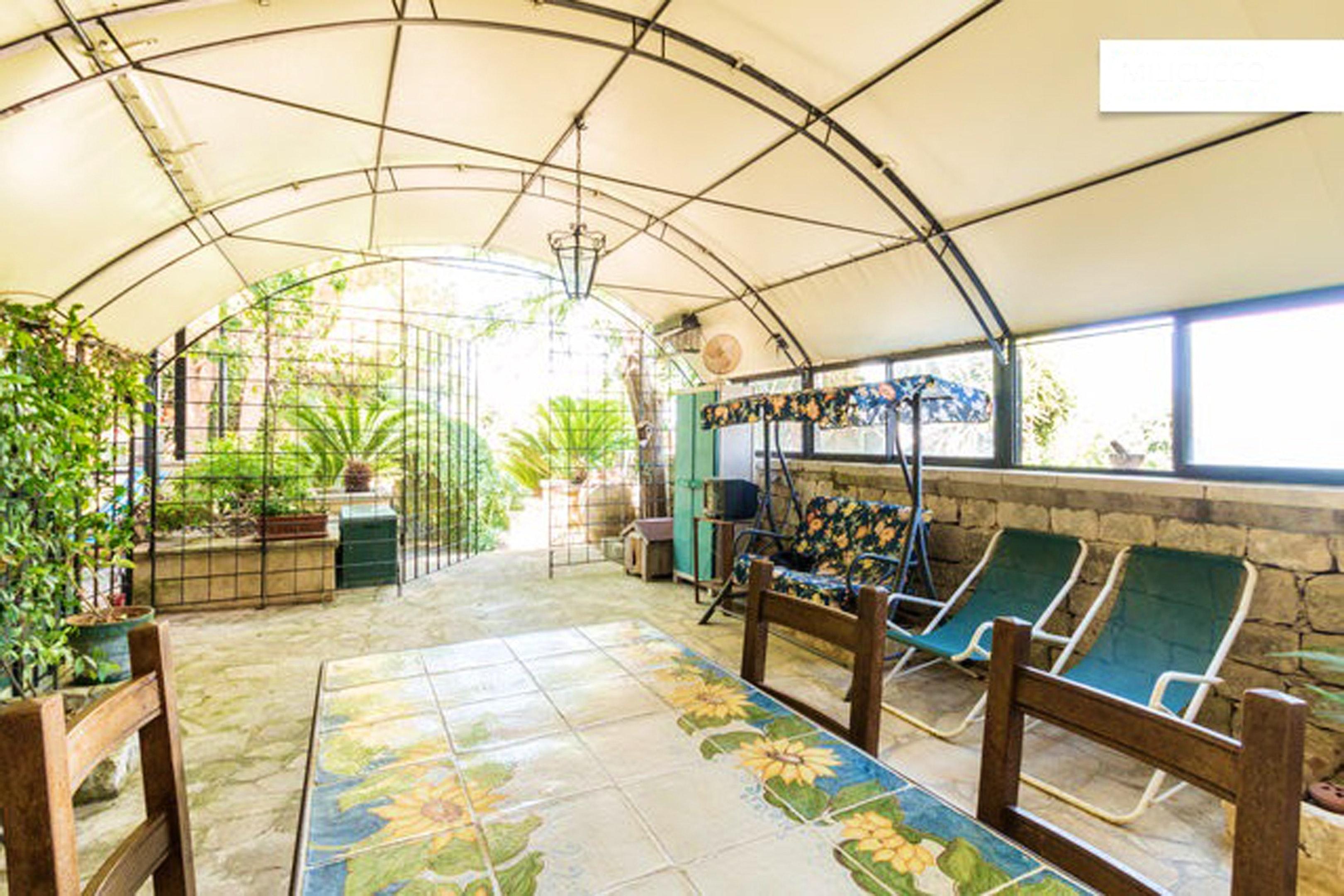 Appartement de vacances Studio in Modica mit Pool, möblierter Terrasse und W-LAN - 20 km vom Strand entfernt (2235006), Modica, Ragusa, Sicile, Italie, image 5