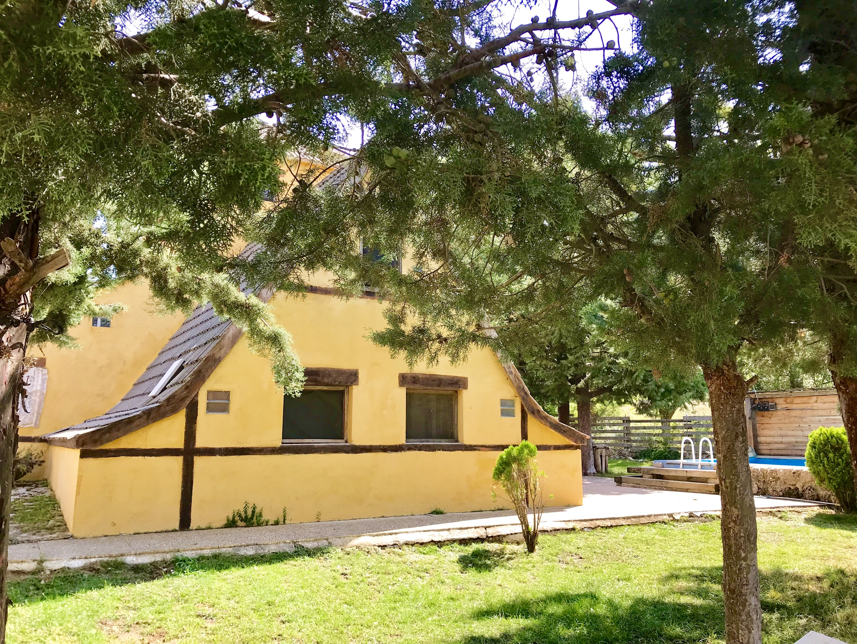 Maison de vacances Hütte mit 4 Schlafzimmern in Camarena de la Sierra mit toller Aussicht auf die Berge, priv (2474258), Camarena de la Sierra, Teruel, Aragon, Espagne, image 16