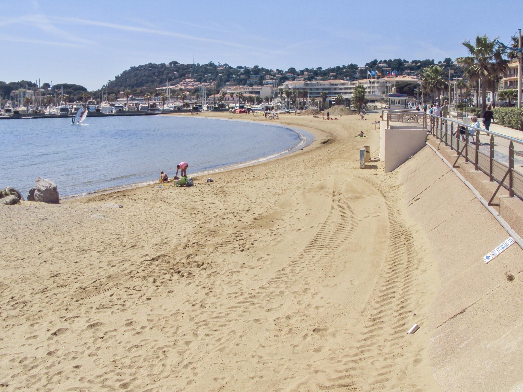 Holiday apartment Wohnung an der Côte d'Azur mit Terrasse, 900 m vom Strand und dem Zentrum entfernt (2202310), Cavalaire sur Mer, Côte d'Azur, Provence - Alps - Côte d'Azur, France, picture 22