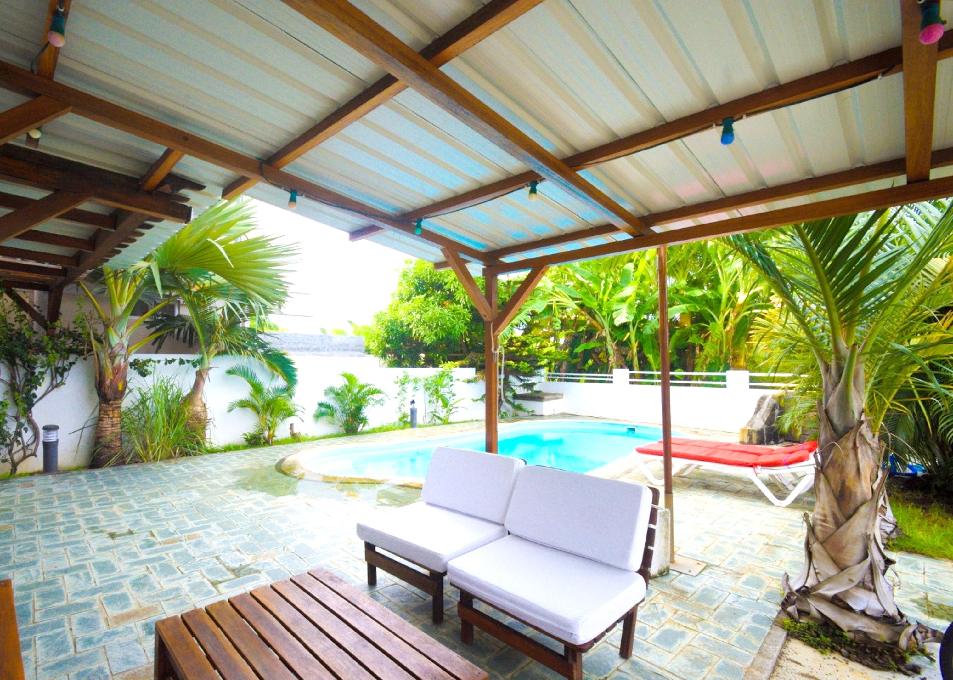 Wohnung mit einem Schlafzimmer in Pereybere mit Po Ferienwohnung in Afrika
