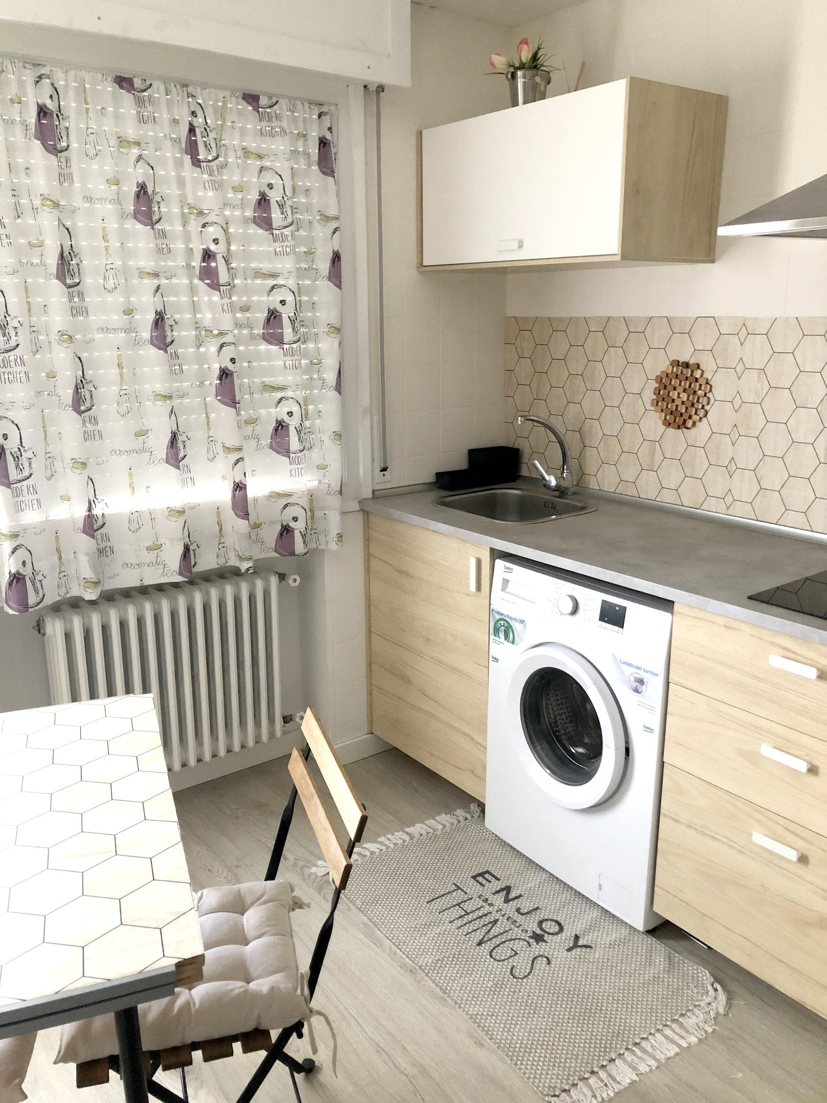 Ferienwohnung Wohnung mit 2 Schlafzimmern in Tudela mit schöner Aussicht auf die Stadt, möblierter Terra (2708241), Tudela, , Navarra, Spanien, Bild 64