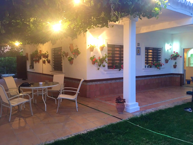 Ferienhaus Hütte mit 5 Schlafzimmern in Utrera mit privatem Pool und eingezäuntem Garten (2339764), Utrera, Sevilla, Andalusien, Spanien, Bild 2