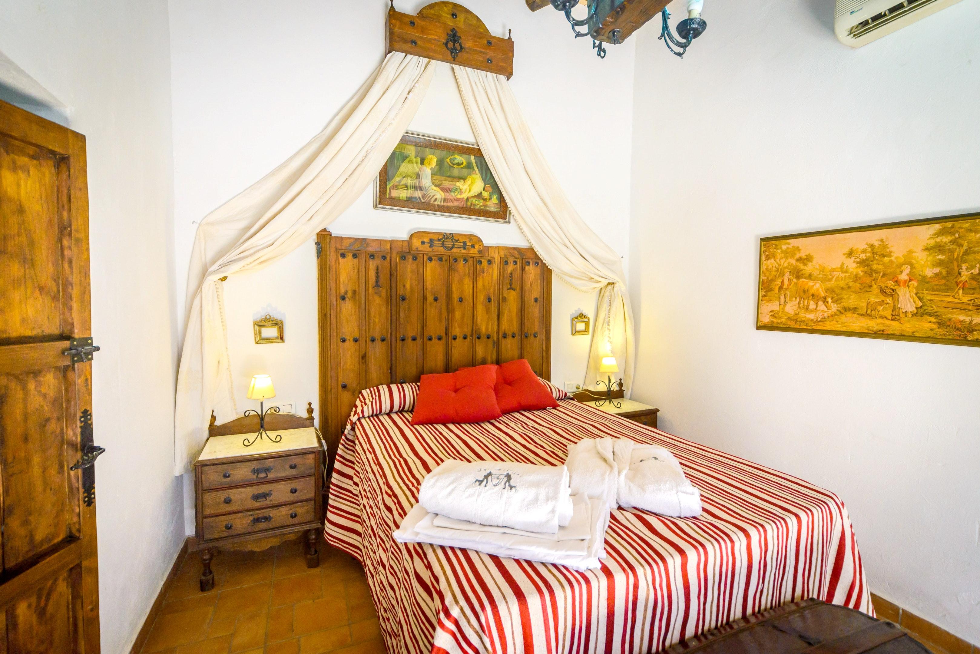 Ferienhaus Villa mit 3 Schlafzimmern in Peñaflor mit privatem Pool, eingezäuntem Garten und W-LAN (2208249), Peñaflor, Sevilla, Andalusien, Spanien, Bild 22