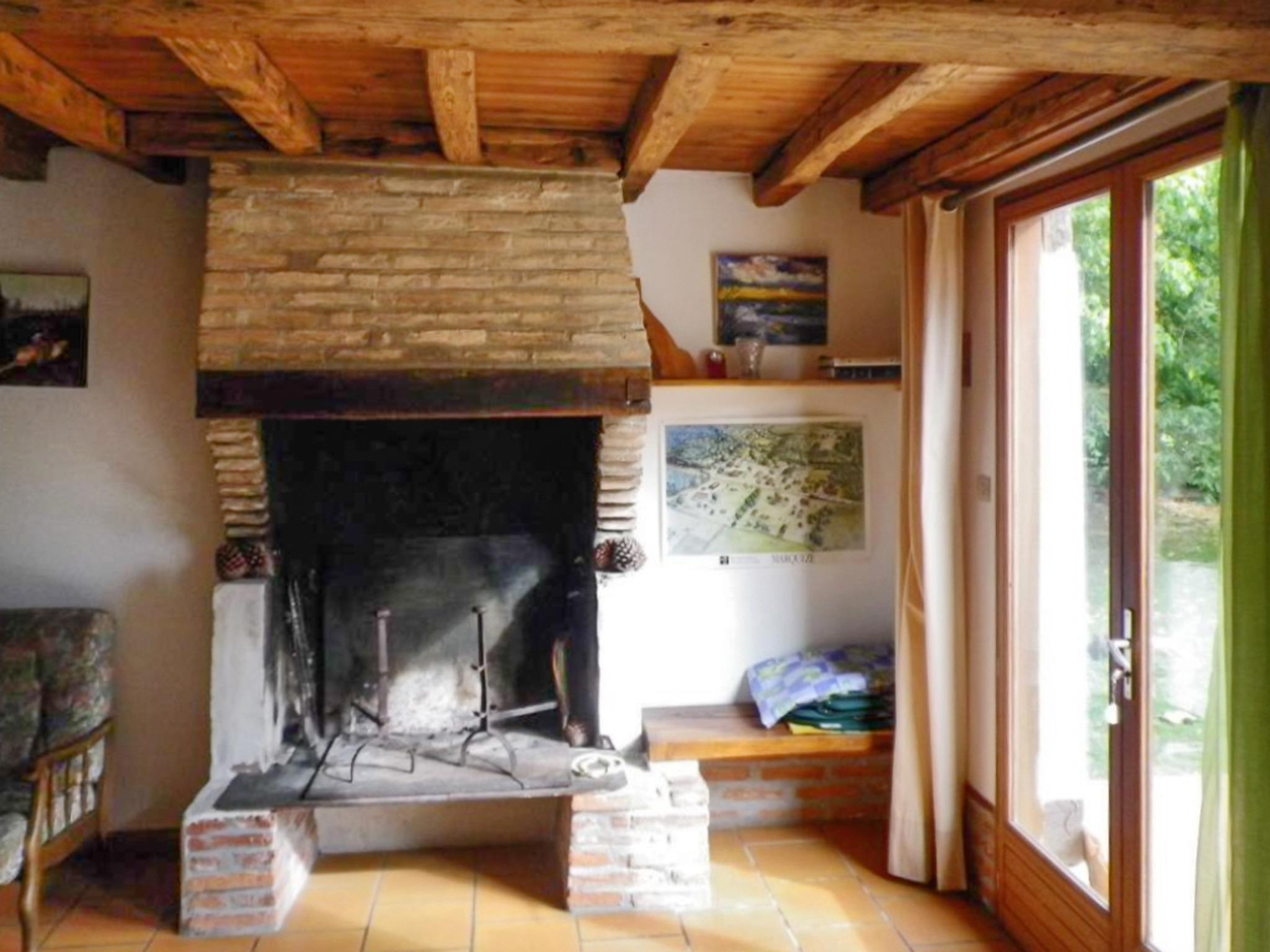 Ferienhaus Villa mit 4 Zimmern in Trensacq mit privatem Pool und möbliertem Garten - 45 km vom Strand (2202366), Trensacq, Landes, Aquitanien, Frankreich, Bild 13