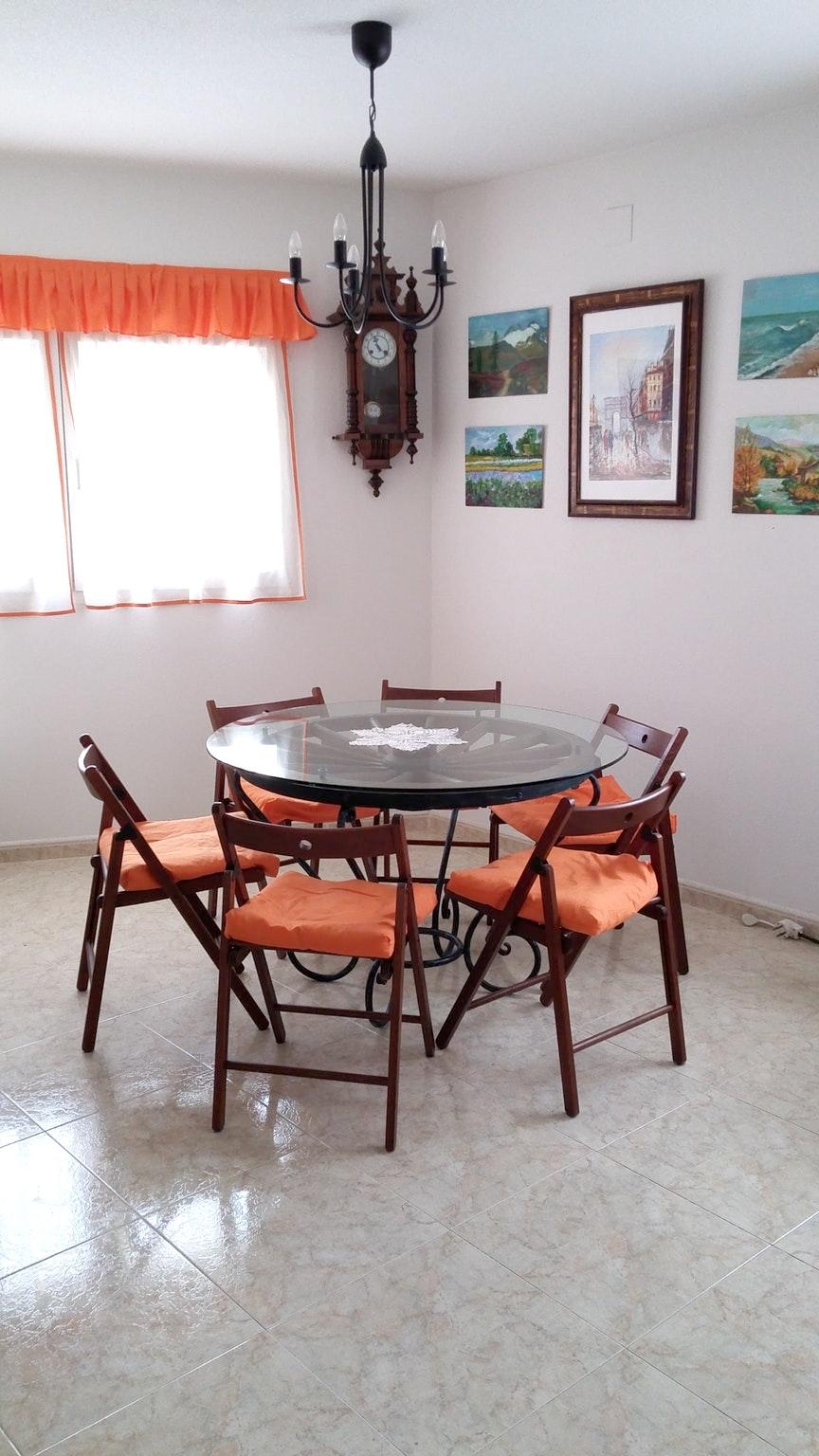 Ferienwohnung Wohnung mit 4 Schlafzimmern in Aldea Real mit Terrasse (2202151), Aldea Real, Segovia, Kastilien-León, Spanien, Bild 26