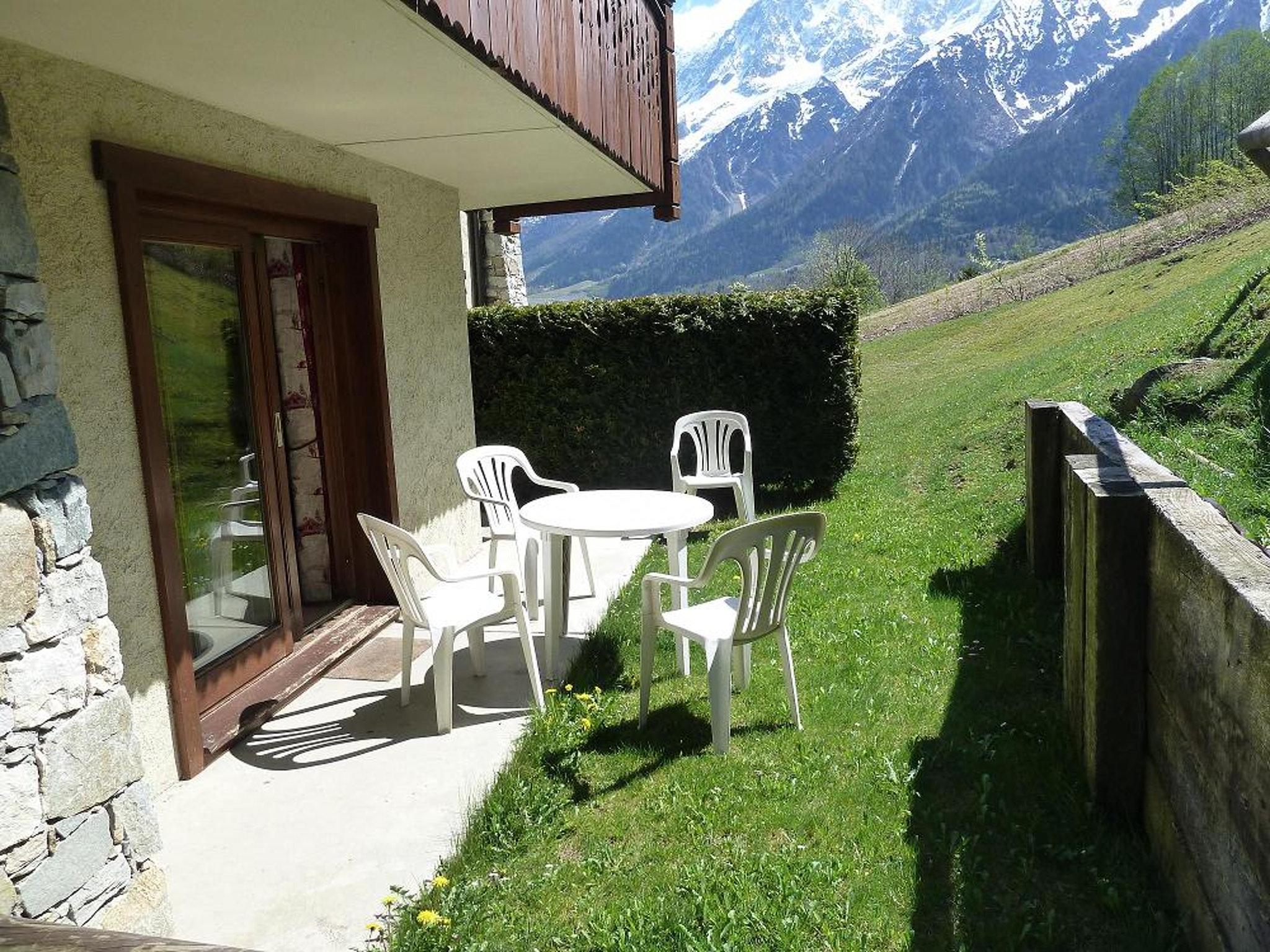 Ferienwohnung Wohnung mit einem Schlafzimmer in Les Houches mit toller Aussicht auf die Berge, Pool und  (2591443), Les Houches, Hochsavoyen, Rhône-Alpen, Frankreich, Bild 9