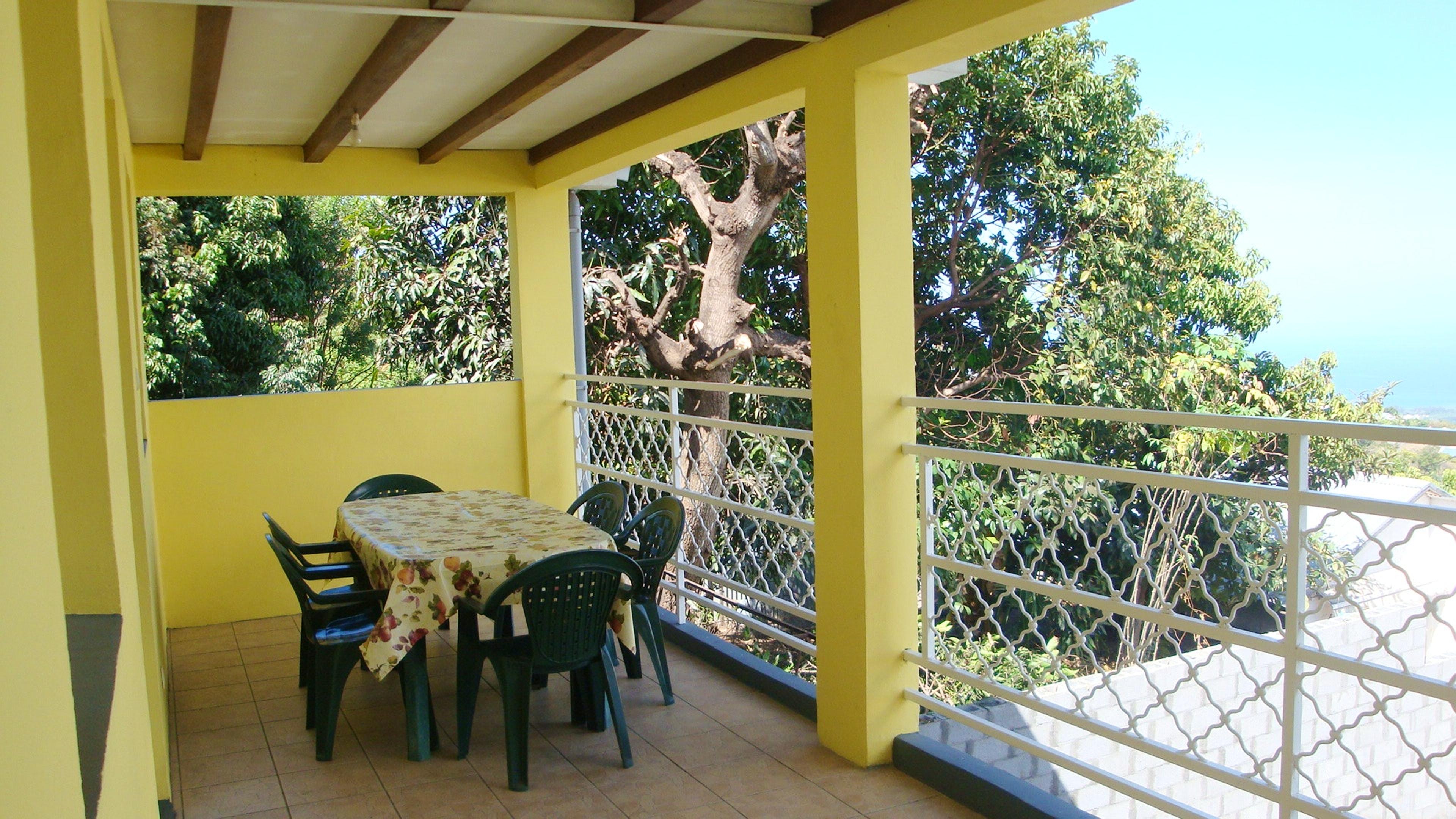 Haus mit 2 Schlafzimmern in Saint Paul mit herrlic Ferienhaus in Afrika
