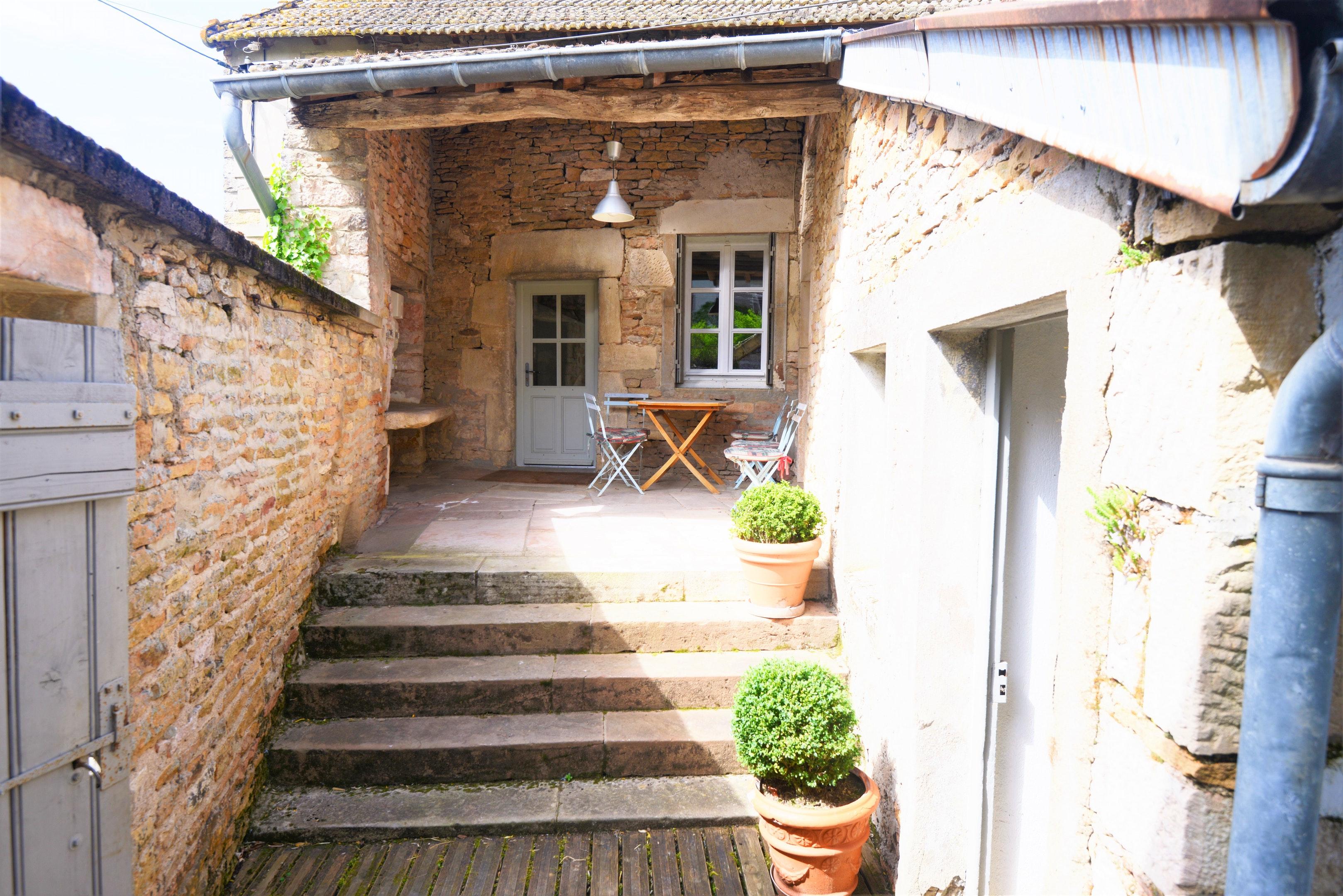 Ferienhaus Haus mit 2 Schlafzimmern in Grevilly mit eingezäuntem Garten (2202565), Grevilly, Saône-et-Loire, Burgund, Frankreich, Bild 16