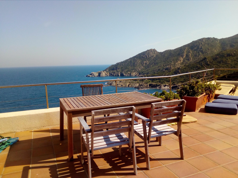 Ferienwohnung Wohnung mit einem Schlafzimmer in El Port de la Selva mit herrlichem Meerblick, Pool, möbl (2201531), El Port de la Selva, Costa Brava, Katalonien, Spanien, Bild 2