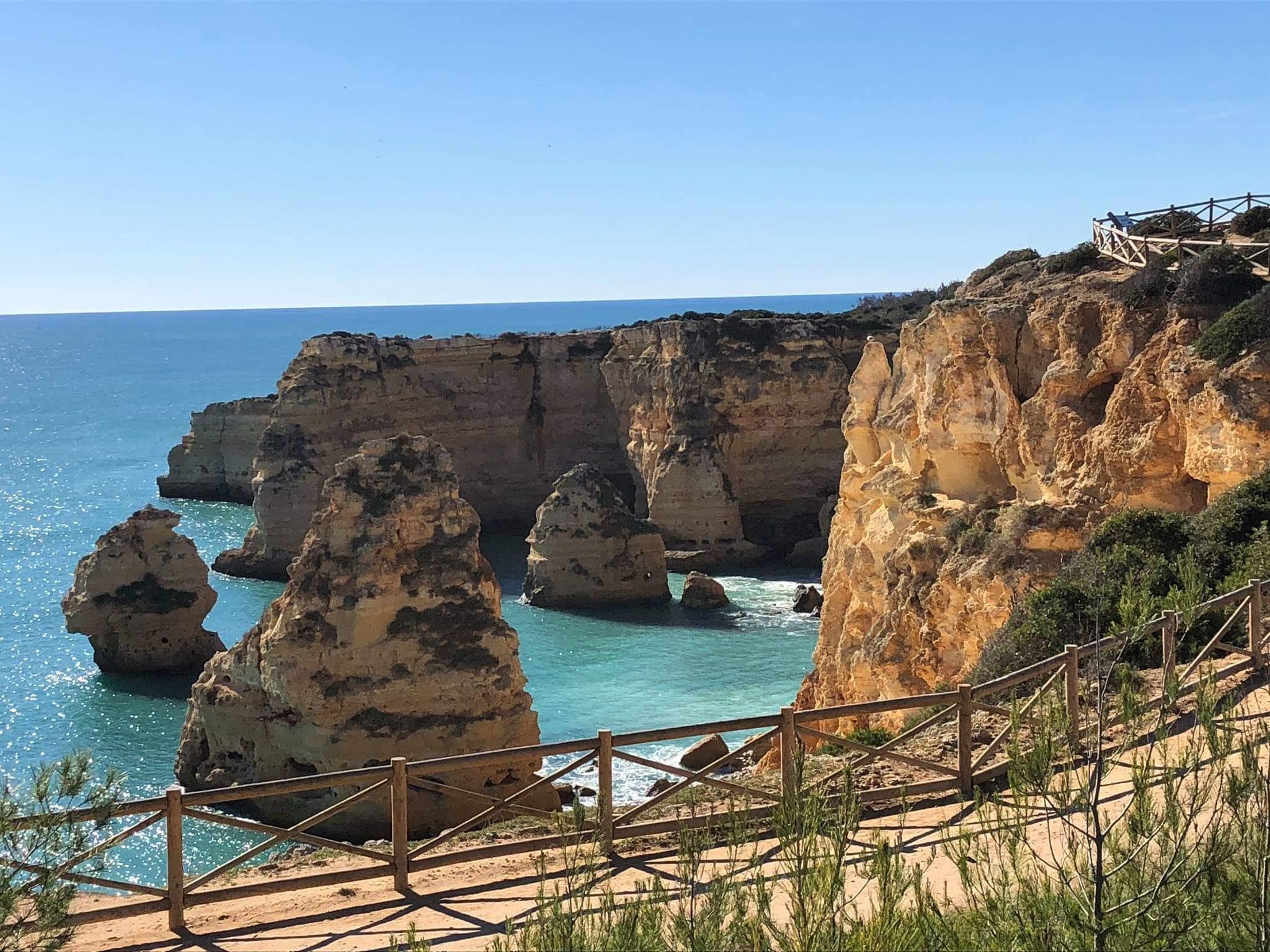 Ferienwohnung Wohnung mit 2 Schlafzimmern in Carvoeiro mit Pool, eingezäuntem Garten und W-LAN - 500 m v (2622212), Carvoeiro, , Algarve, Portugal, Bild 28