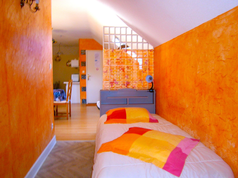 Ferienhaus Haus mit einem Schlafzimmer in Lourdes mit toller Aussicht auf die Berge, eingezäuntem Gar (2372657), Lourdes, Hautes-Pyrénées, Midi-Pyrénées, Frankreich, Bild 6