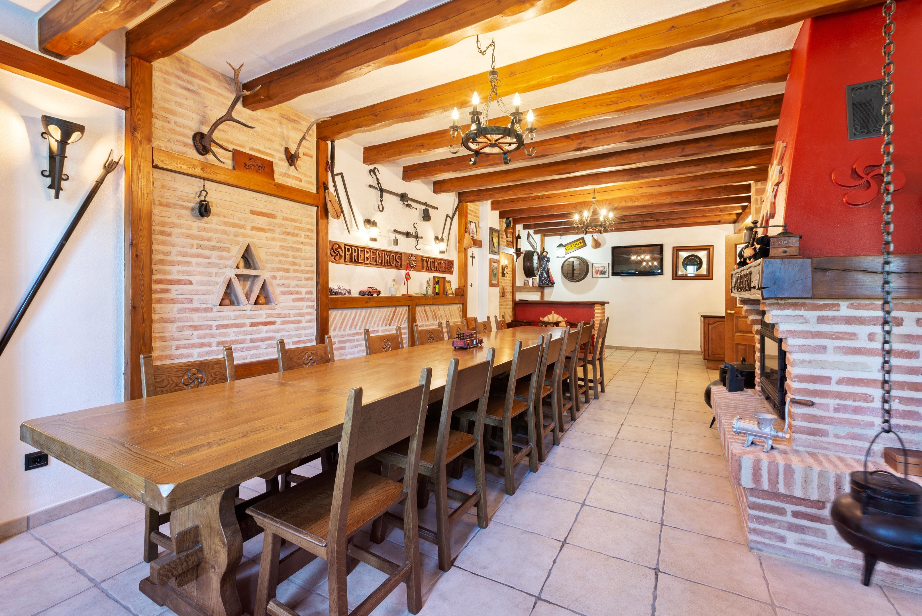 Ferienhaus Villa mit 6 Schlafzimmern in Bizkaia mit privatem Pool und möblierter Terrasse (2519370), Dima, Bizkaia, Baskenland, Spanien, Bild 17