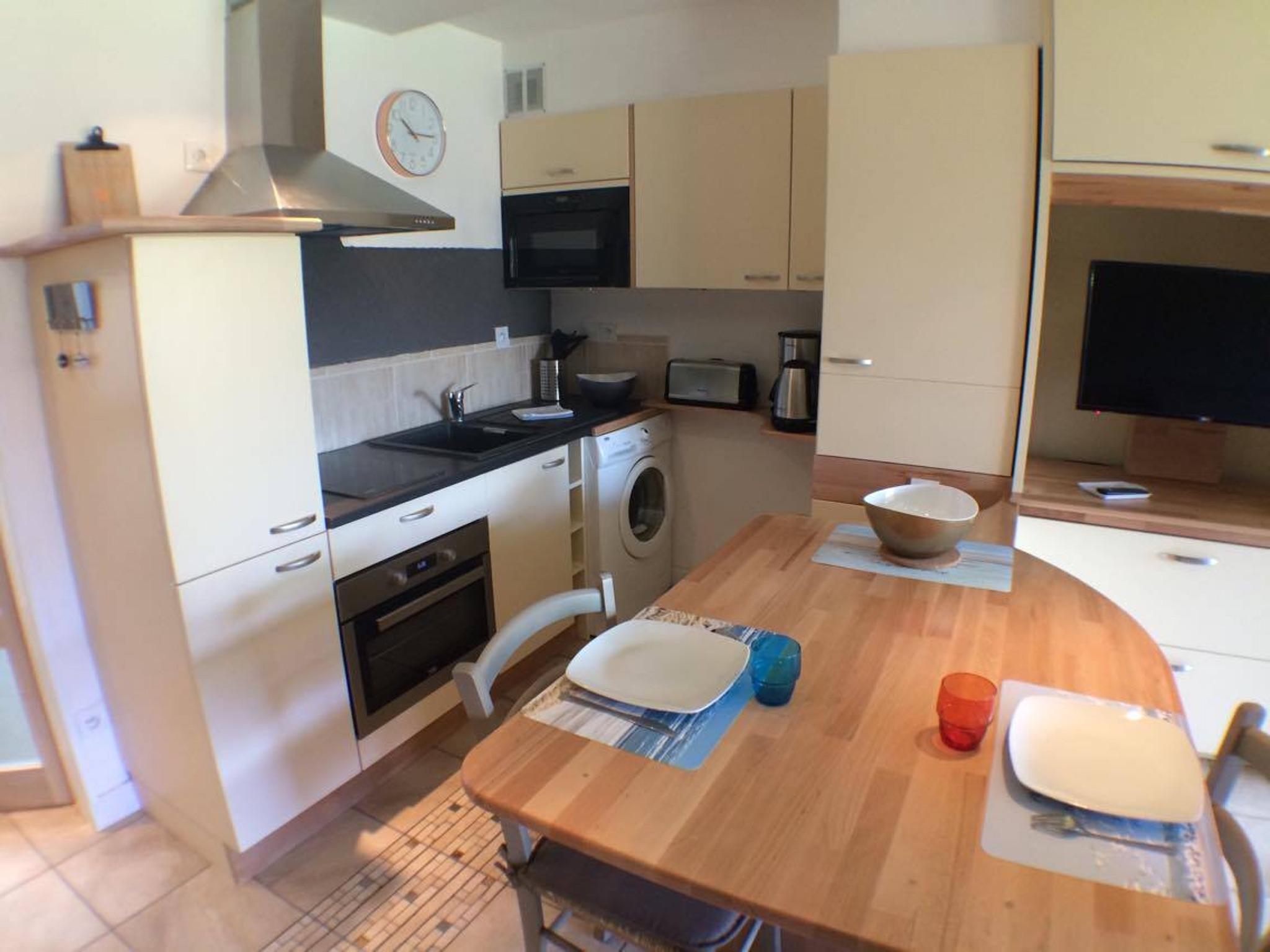 Ferienwohnung Wohnung mit einem Zimmer in Carnac mit möblierter Terrasse (2202608), Carnac, Atlantikküste Morbihan, Bretagne, Frankreich, Bild 9