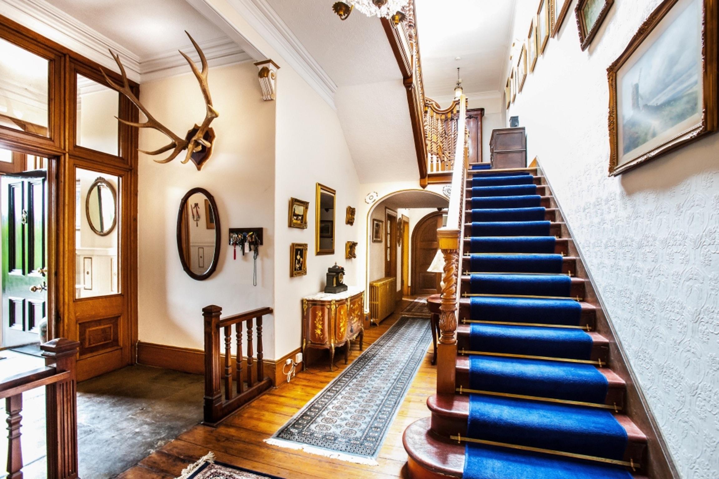Holiday house Viktorianisches Herrenhaus in Schottland mit sieben Schlafzimmern, riesigem Garten und Par (2202064), Moffat, Southern Scotland, Scotland, United Kingdom, picture 12