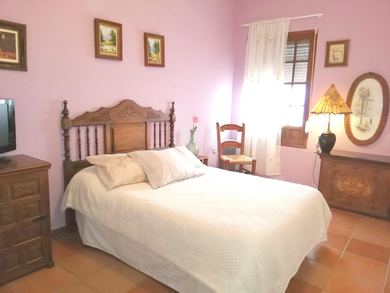 Ferienhaus Villa mit 5 Schlafzimmern in Antequera mit privatem Pool, eingezäuntem Garten und W-LAN (2420315), Antequera, Malaga, Andalusien, Spanien, Bild 18