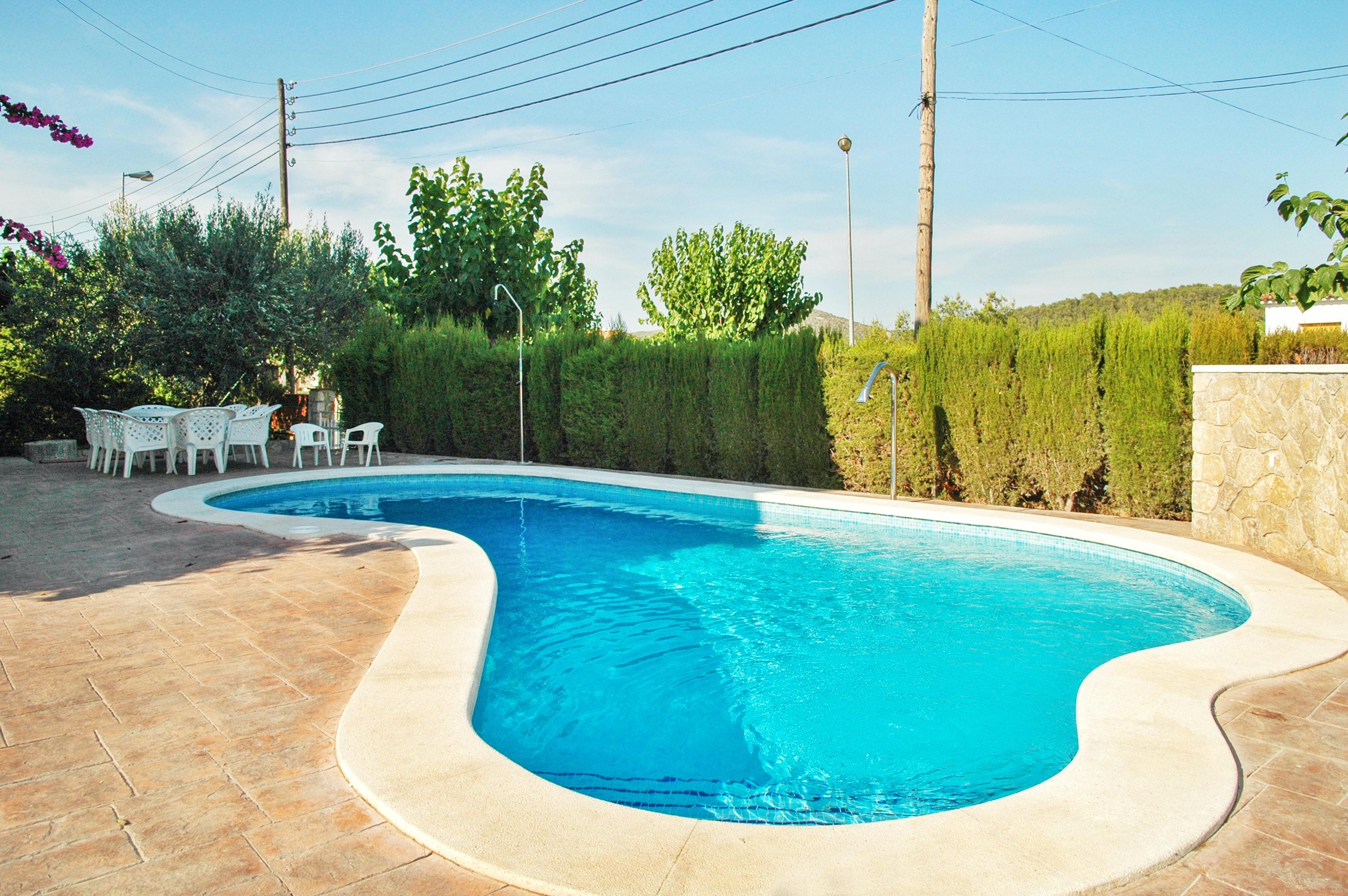 Ferienhaus Villa mit 6 Schlafzimmern in Canyelles mit toller Aussicht auf die Berge, privatem Pool, e (2339365), Canyelles, Costa del Garraf, Katalonien, Spanien, Bild 26