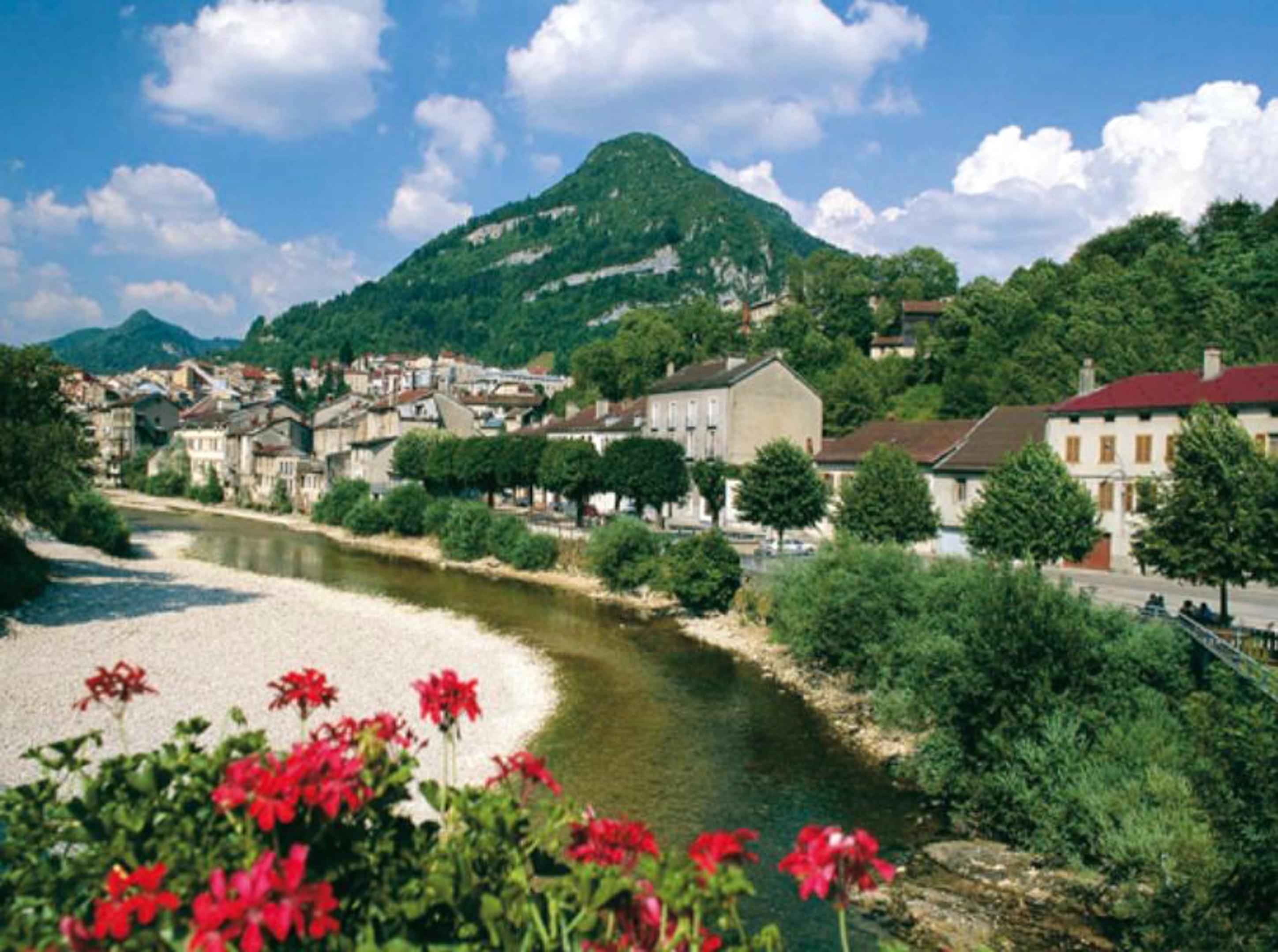 Maison de vacances Haus mit 2 Schlafzimmern in Villard-Saint-Sauveur mit toller Aussicht auf die Berge und ei (2704040), Villard sur Bienne, Jura, Franche-Comté, France, image 20