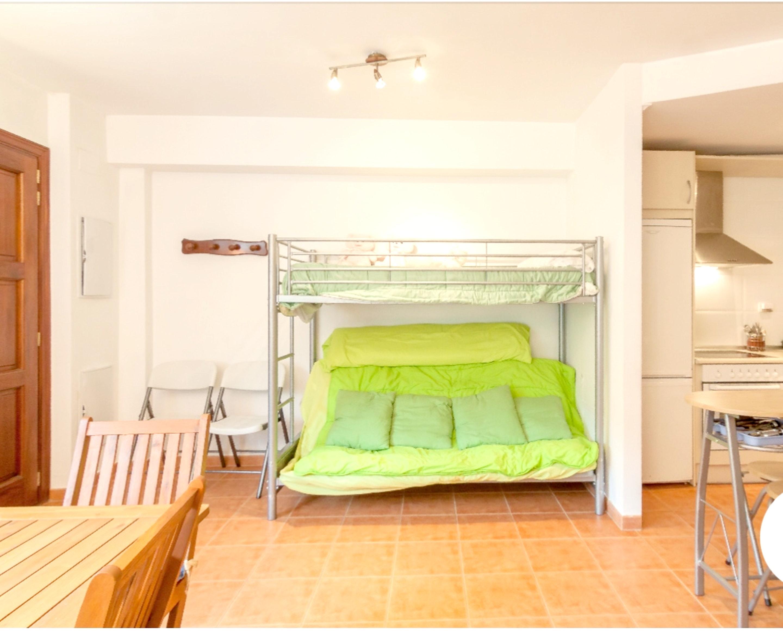Ferienhaus Hütte mit 2 Schlafzimmern in Bustablado mit toller Aussicht auf die Berge und eingezäuntem (2339566), Bustablado, , Kantabrien, Spanien, Bild 7