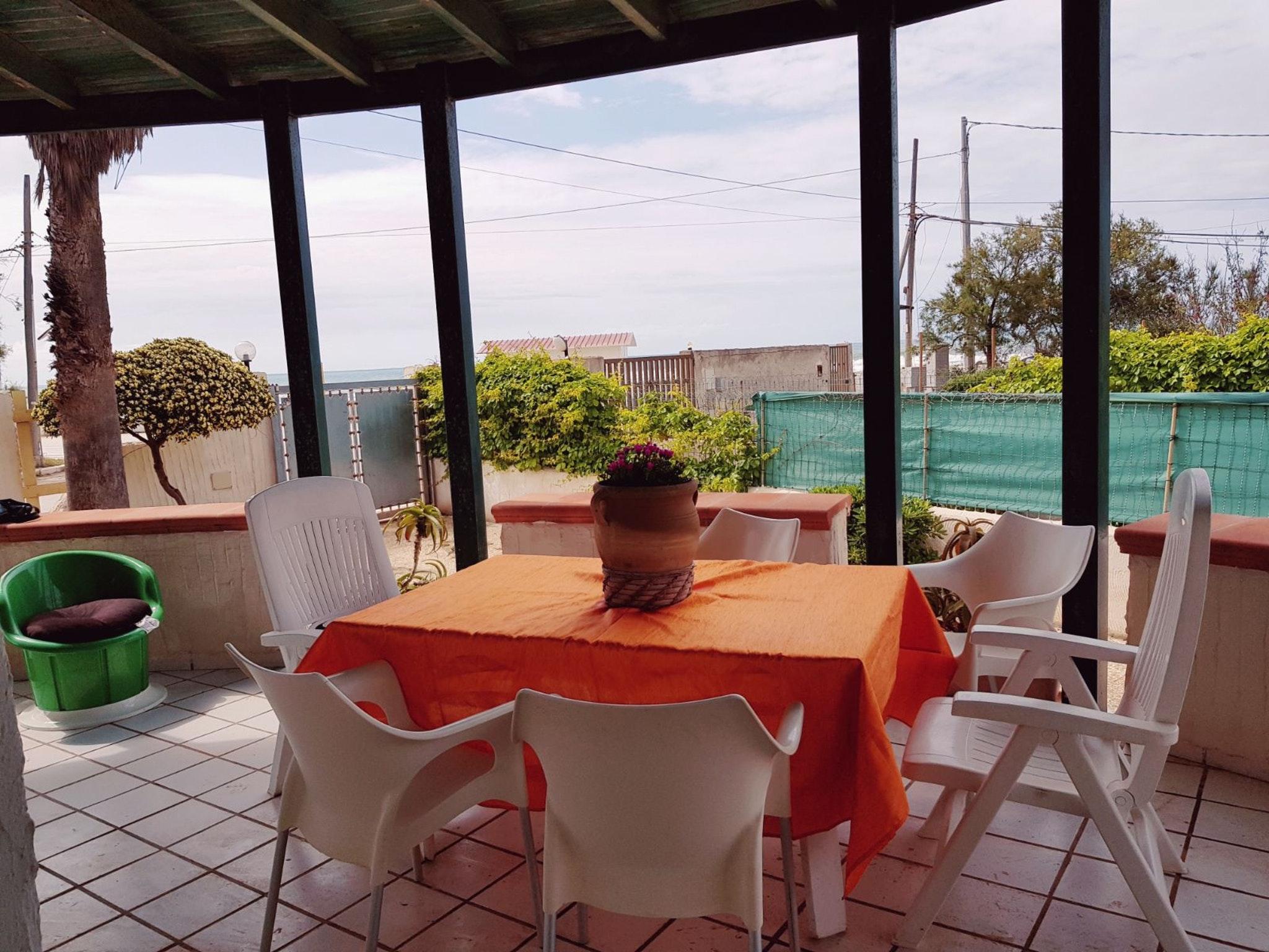 Holiday house Haus mit 3 Schlafzimmern in Mazara del Vallo mit möblierter Terrasse - 10 m vom Strand ent (2425159), Mazara del Vallo, Trapani, Sicily, Italy, picture 6